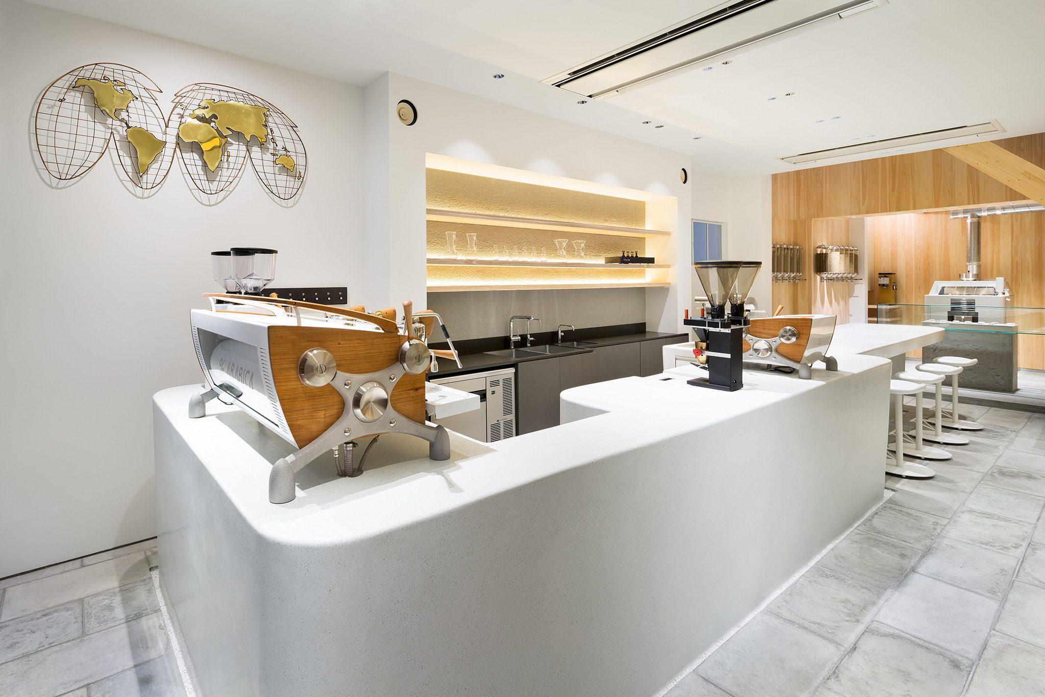 Arabica coffee shop in Kyoto, Japan, will open its first London cafe on Broadway Market in east London