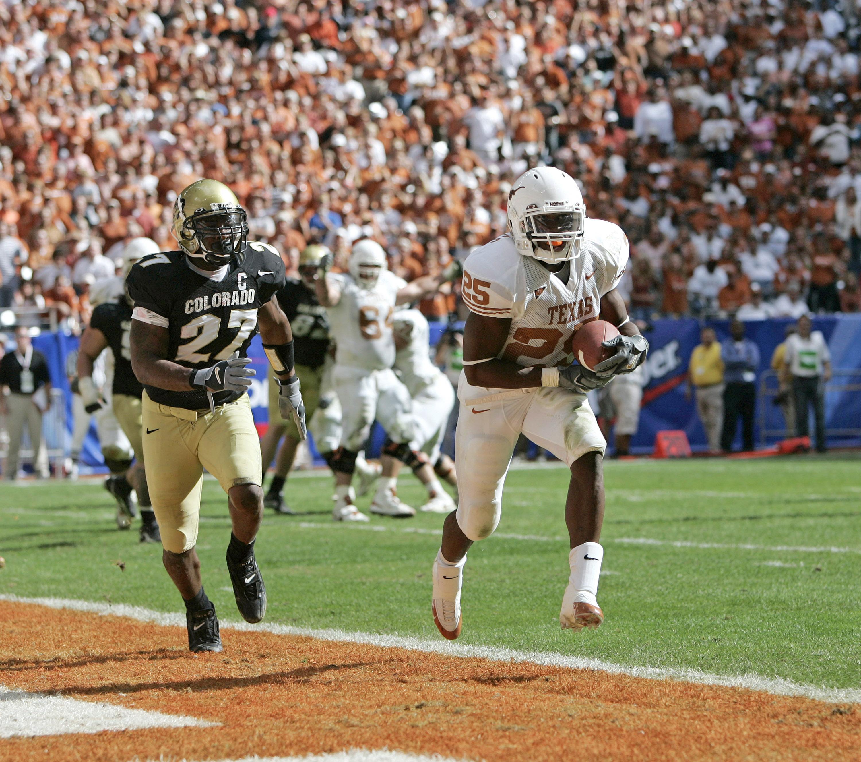 NCAA Football - Big 12 Championship - Colorado vs Texas - December 3, 2005