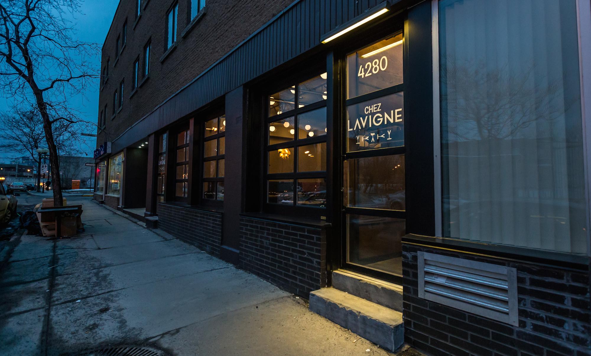 A Surprise Double Closure Strikes Chez Lavigne And Sister Restaurant