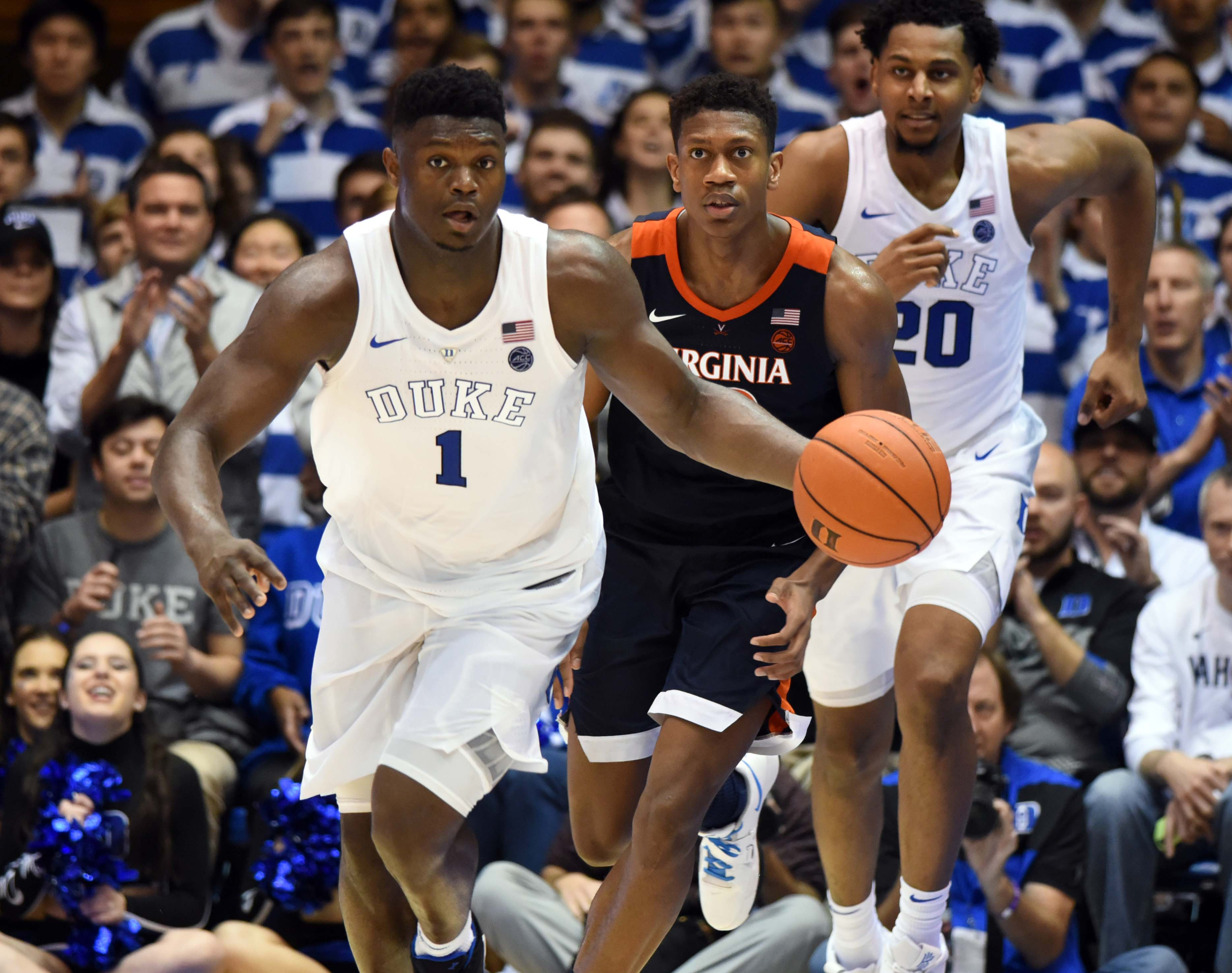 College Basketball Bracketology 2019 Thrilling Saturday Leads To
