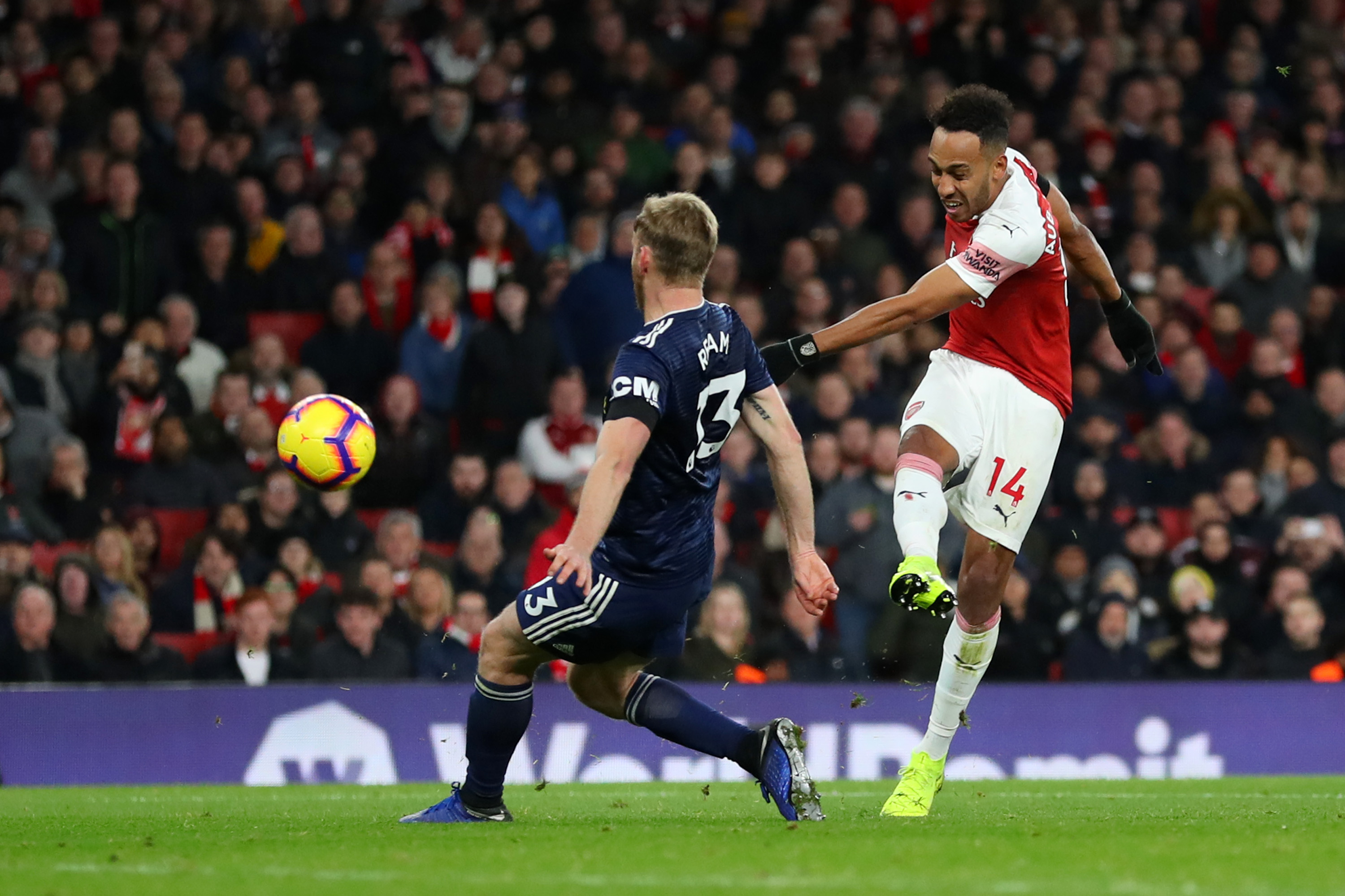 xGunners: Does Pierre-Emerick Aubameyang have a finishing problem?