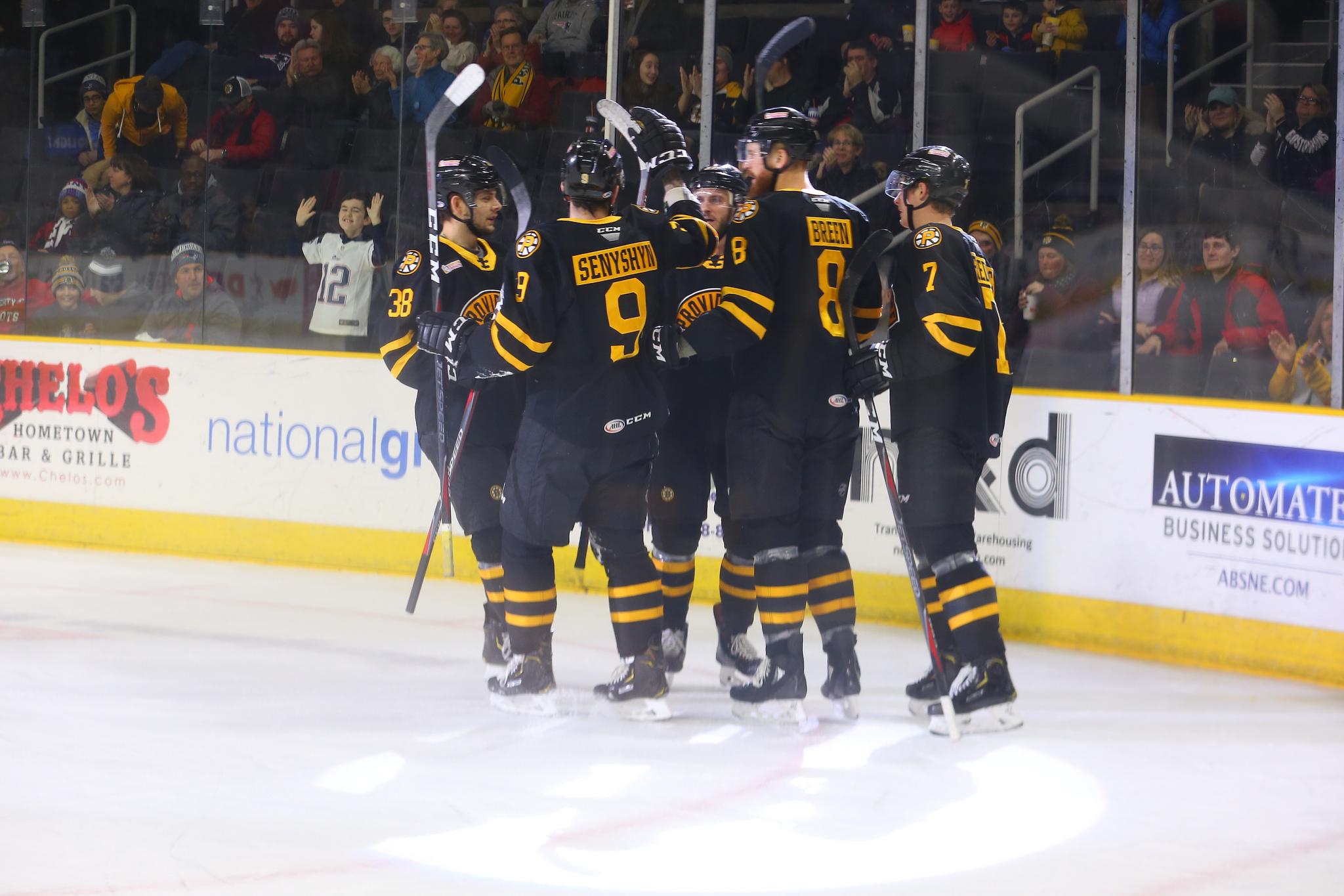 Providence Bruins Weekend Recap 1 18 21