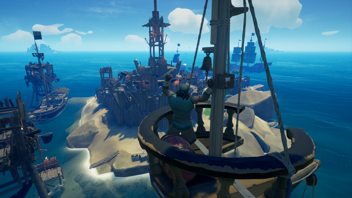 Sea of Thieves is enjoying a resurgence on Twitch