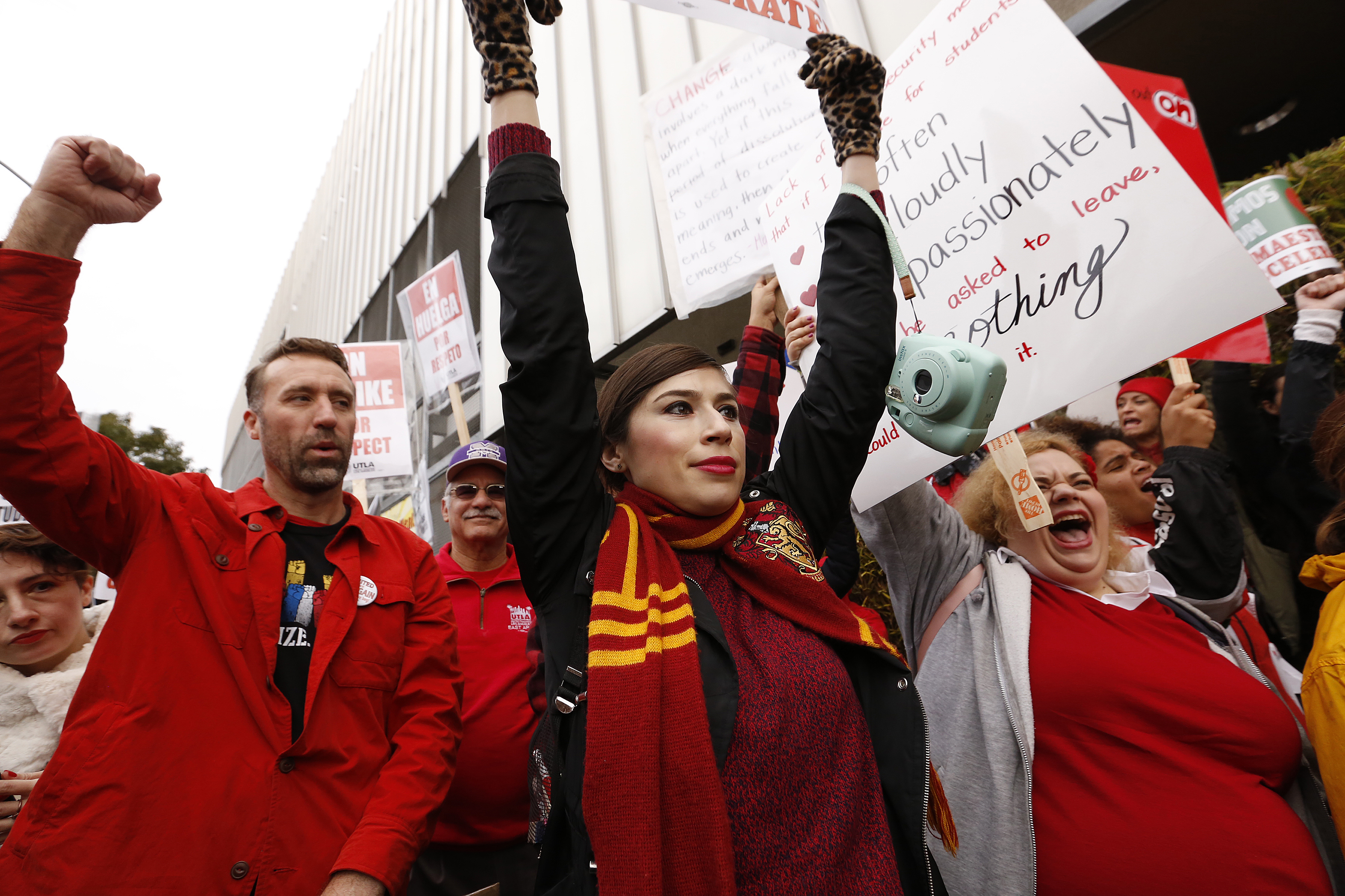 The LA teachers strike may be over. Here's the tentative deal.