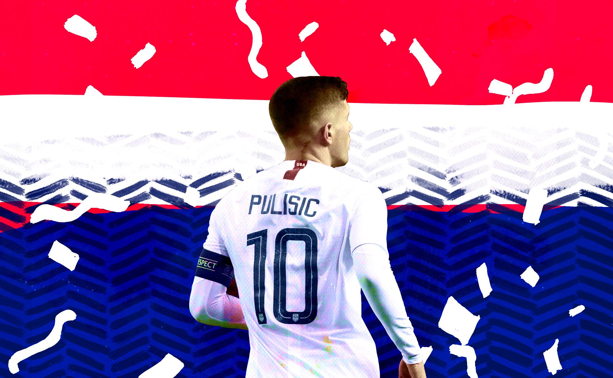 dd18ba90aa1 Christian Pulisic's future in U.S. soccer in 3 case studies ...