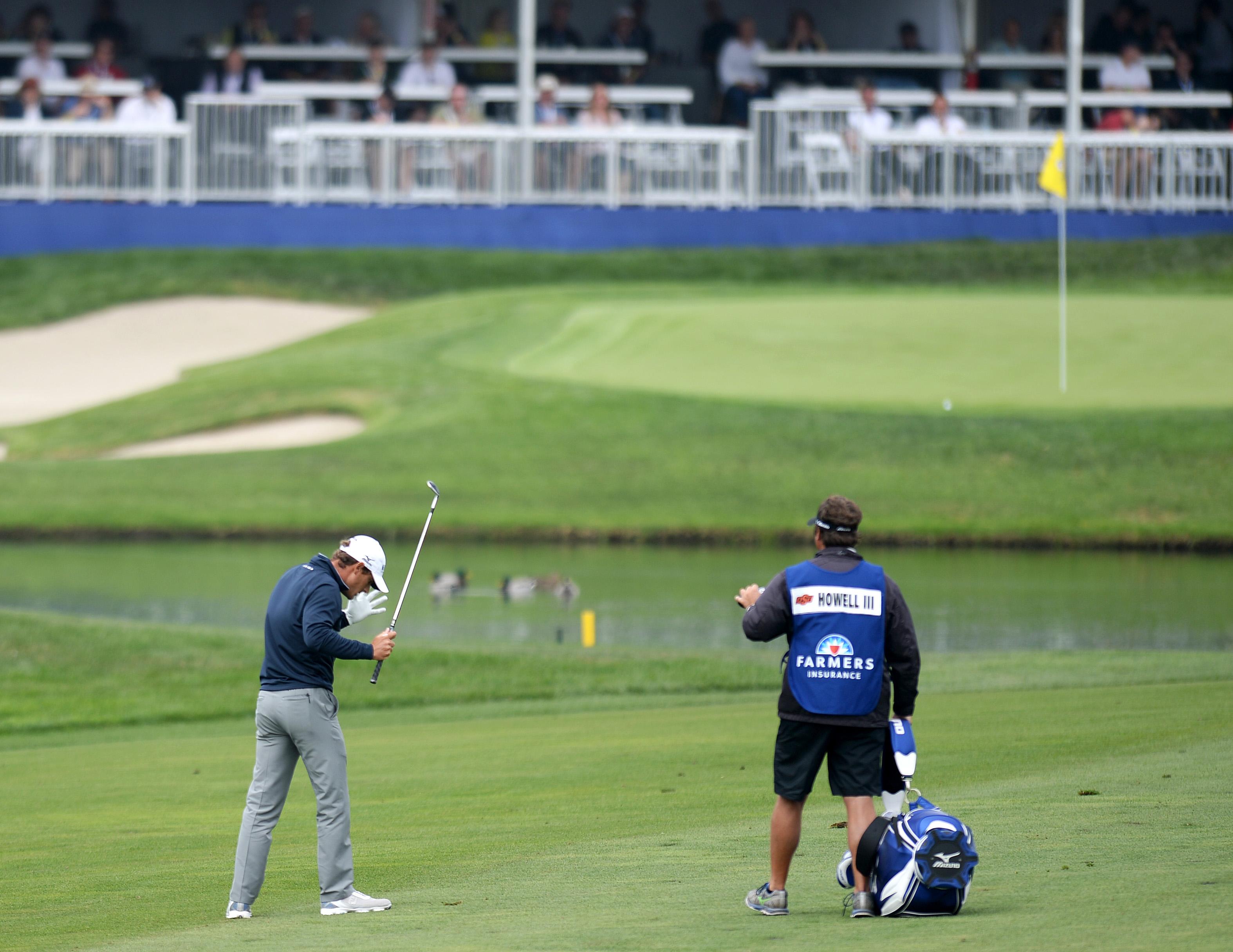 PGA: Farmers Insurance Open-Final Round