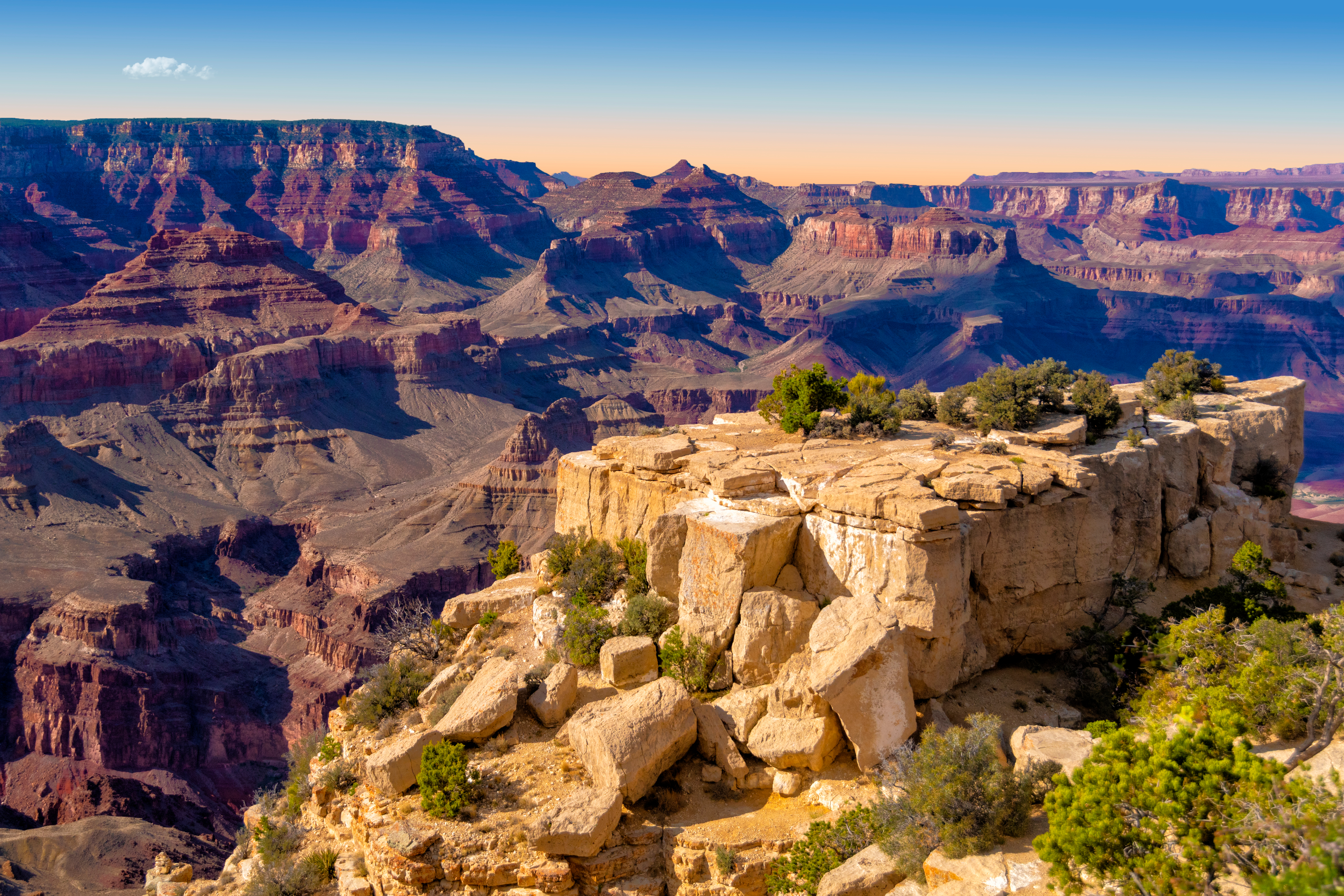 Where to Eat at the Grand Canyon