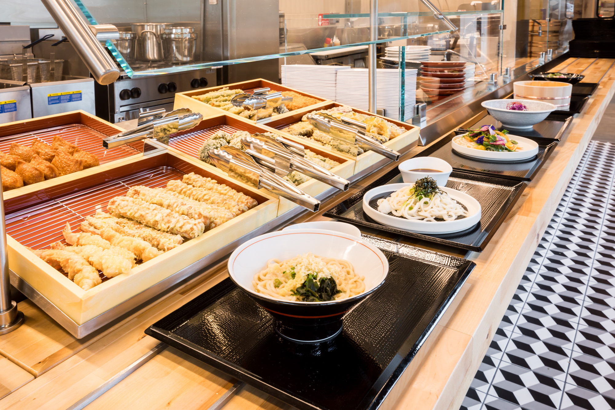 Casual Udon Restaurant From Michelin-Starred Sushi Team Is Open For Slurping