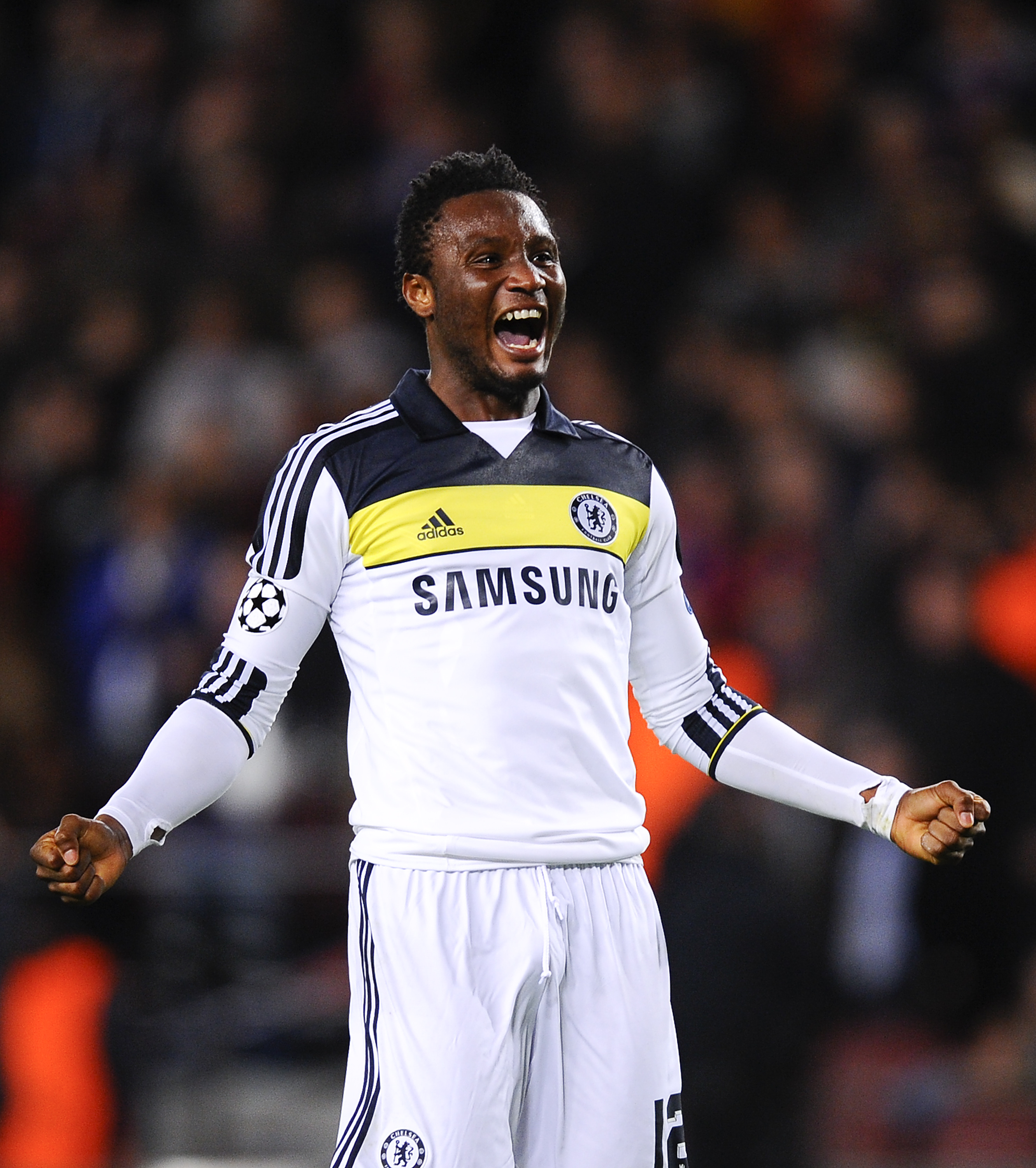 Chelsea legend Mikel returns to England by joining