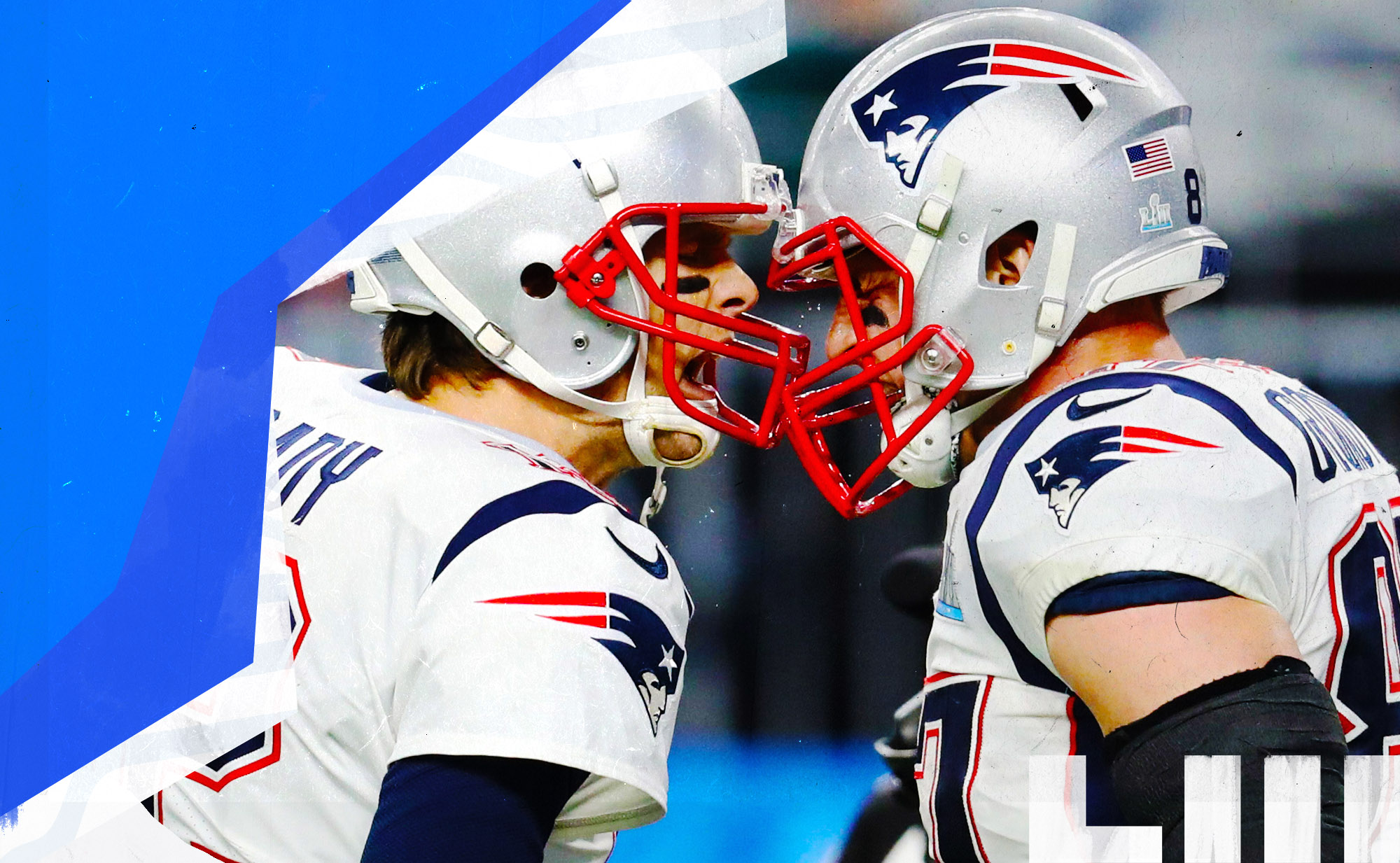 The Patriots want to be Super Bowl underdogs, because that's when they're at their best
