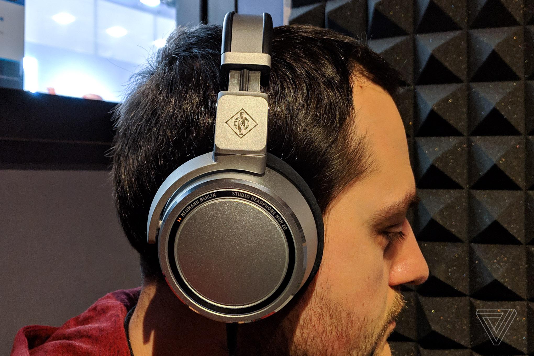 22eddd3168d Neumann's pro studio headphones aren't for audiophiles, but I like them  anyway
