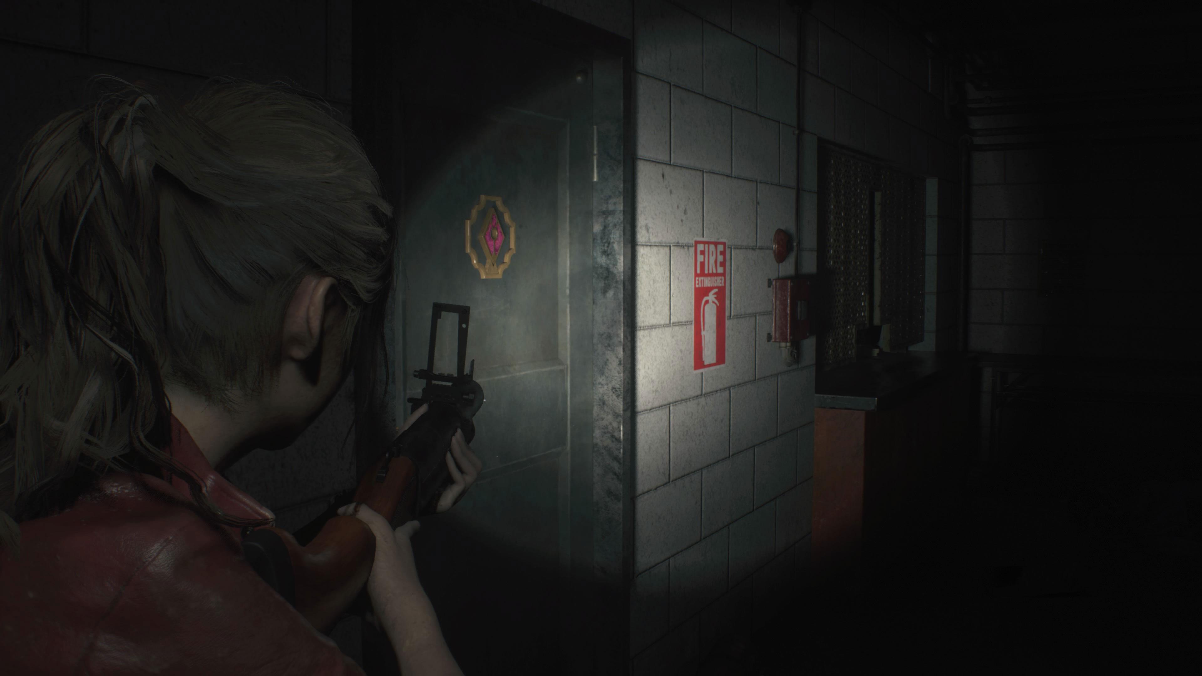 Resident Evil 2 Claire Parking Garage walkthrough - Polygon