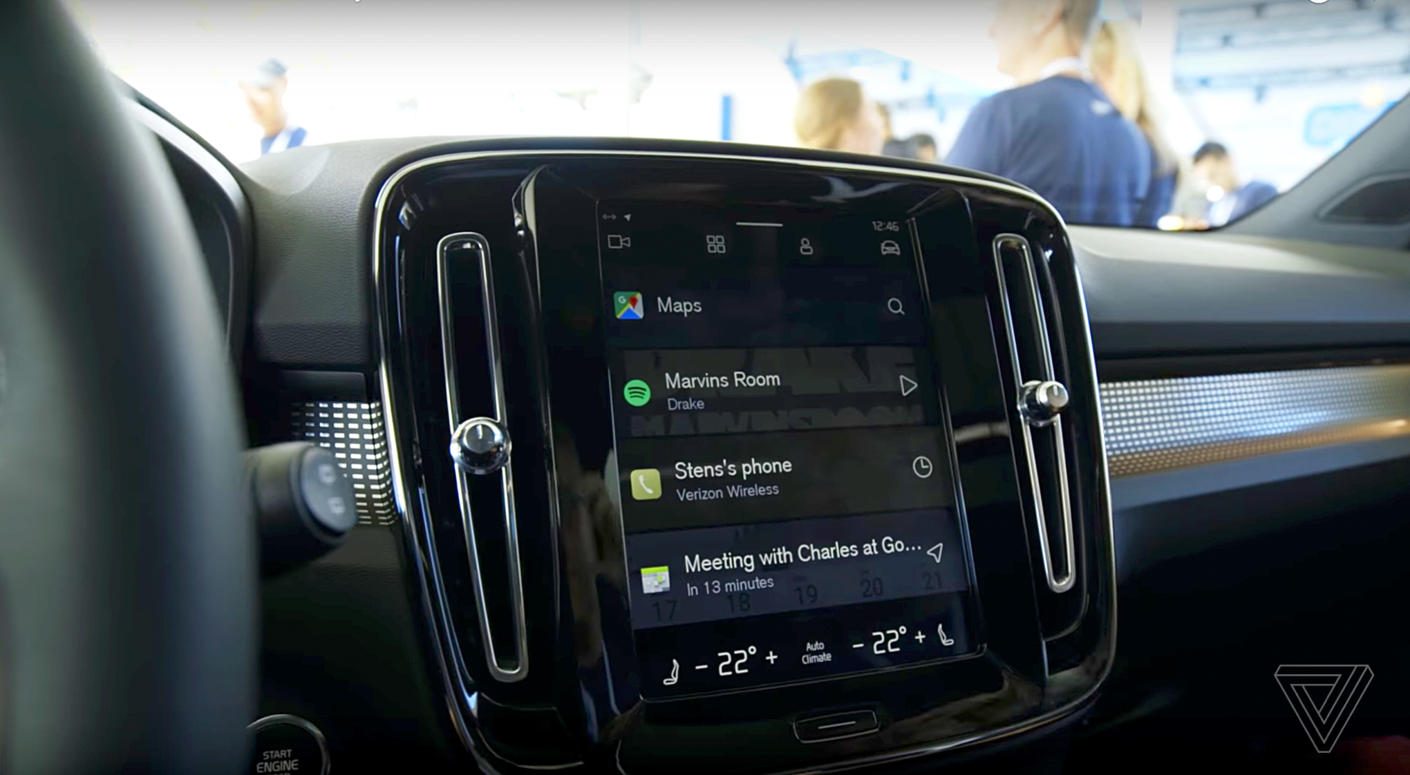 The head of Android Auto on how Google will power the car of