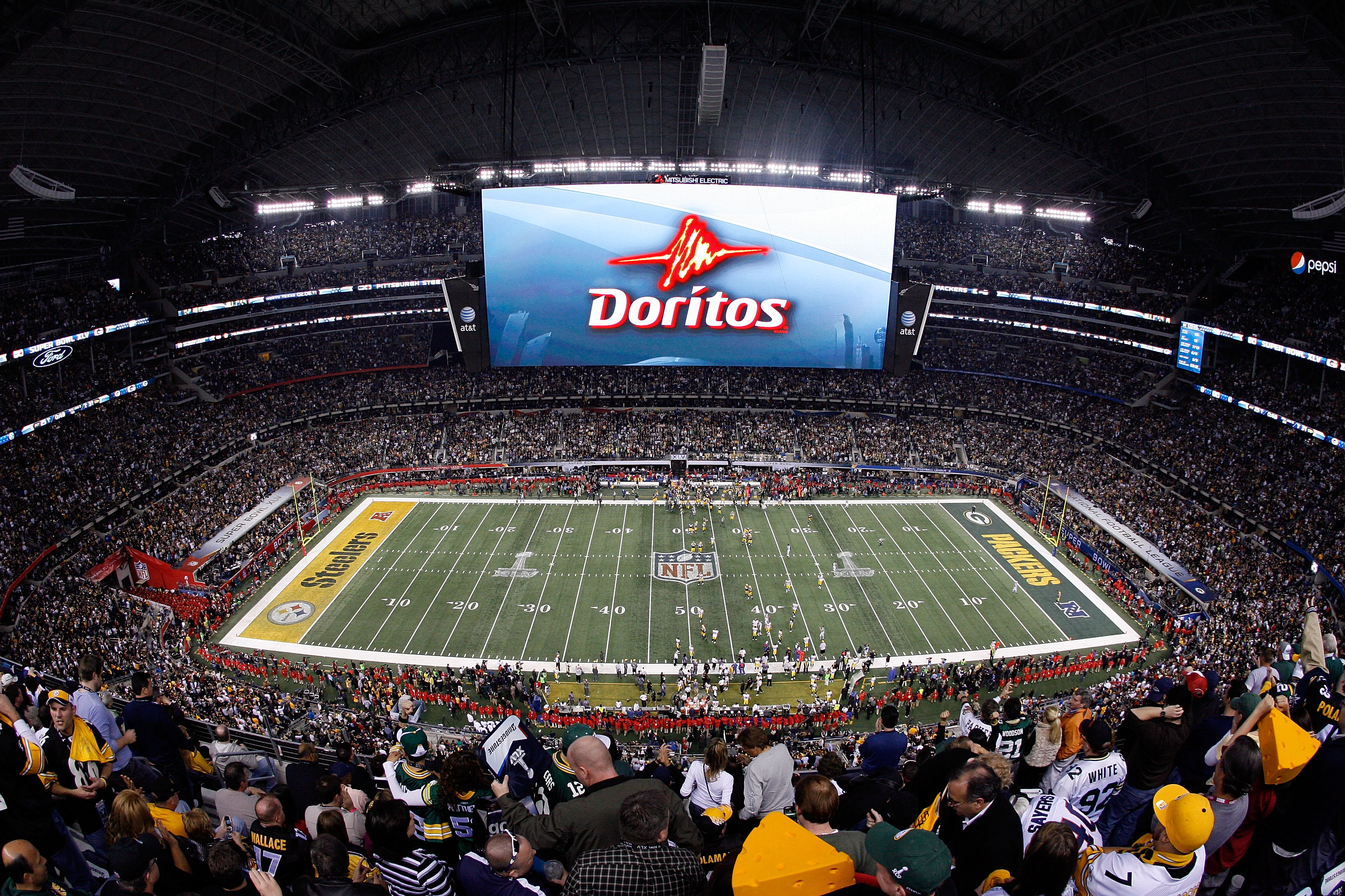 Doritos's Super Bowl ads have struck a chord with fans.