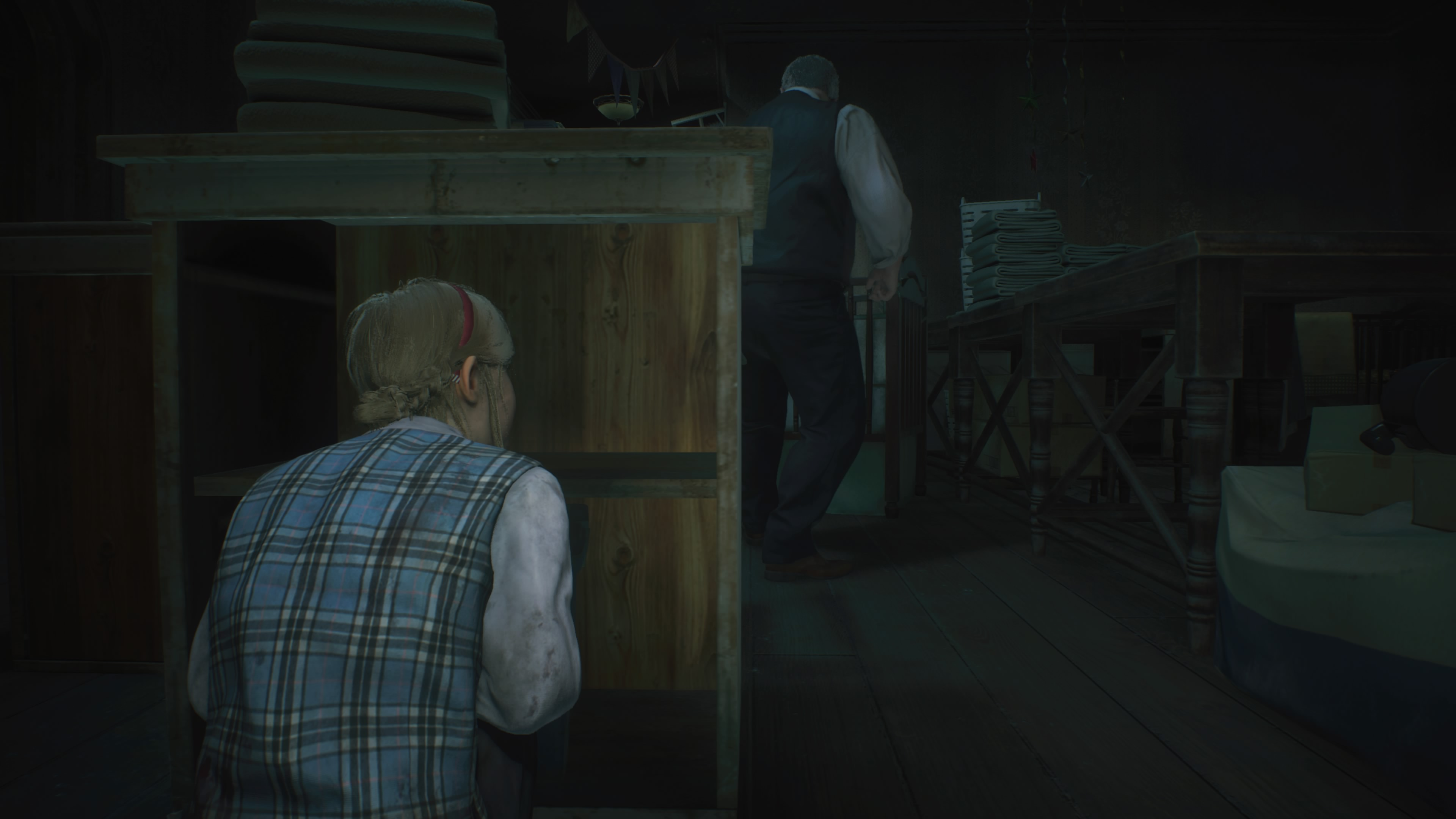 Resident Evil 2 Claire walkthrough: Sherry in the Orphanage