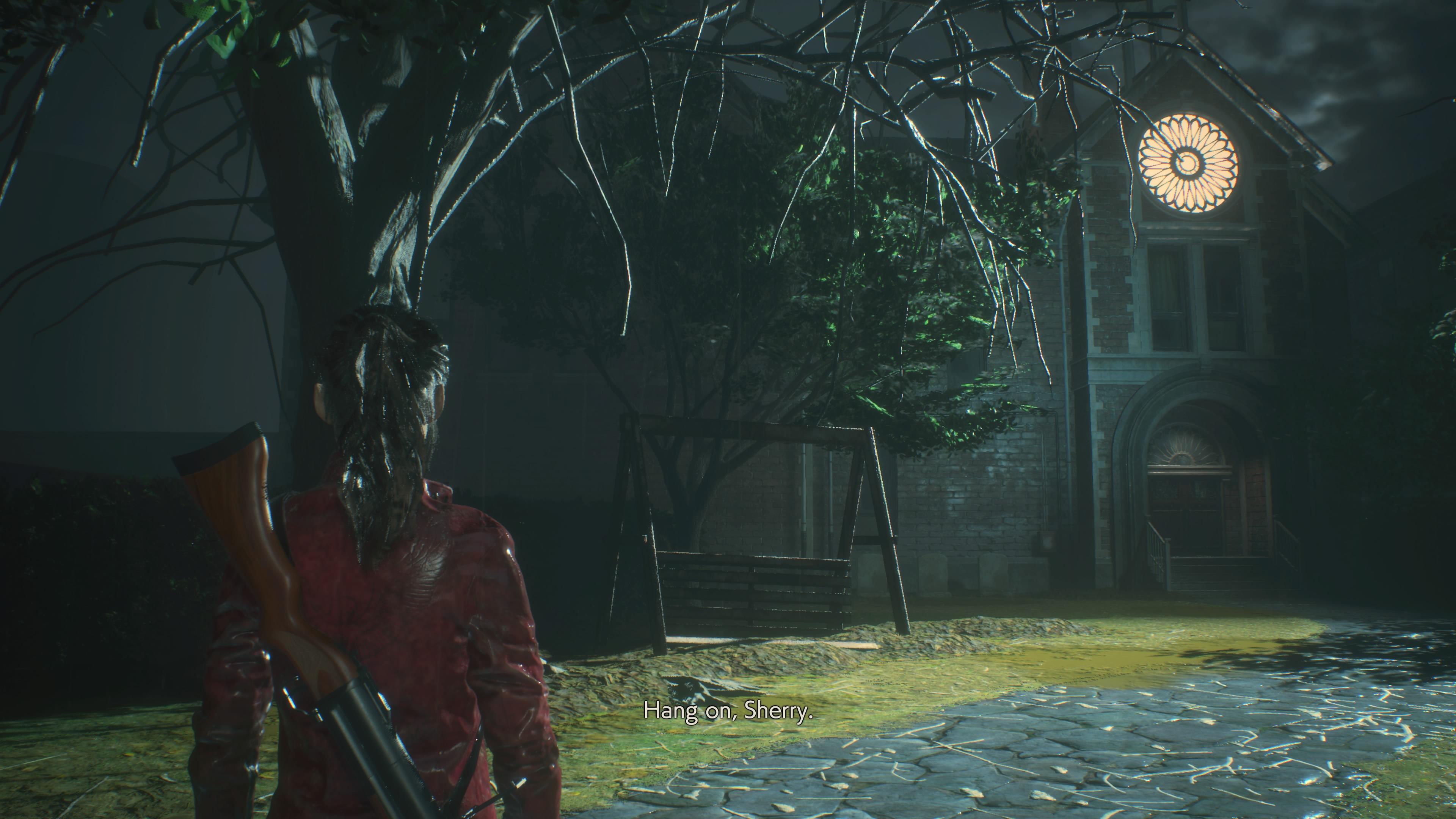 Resident Evil 2 Claire walkthrough: Rescue Sherry - Polygon