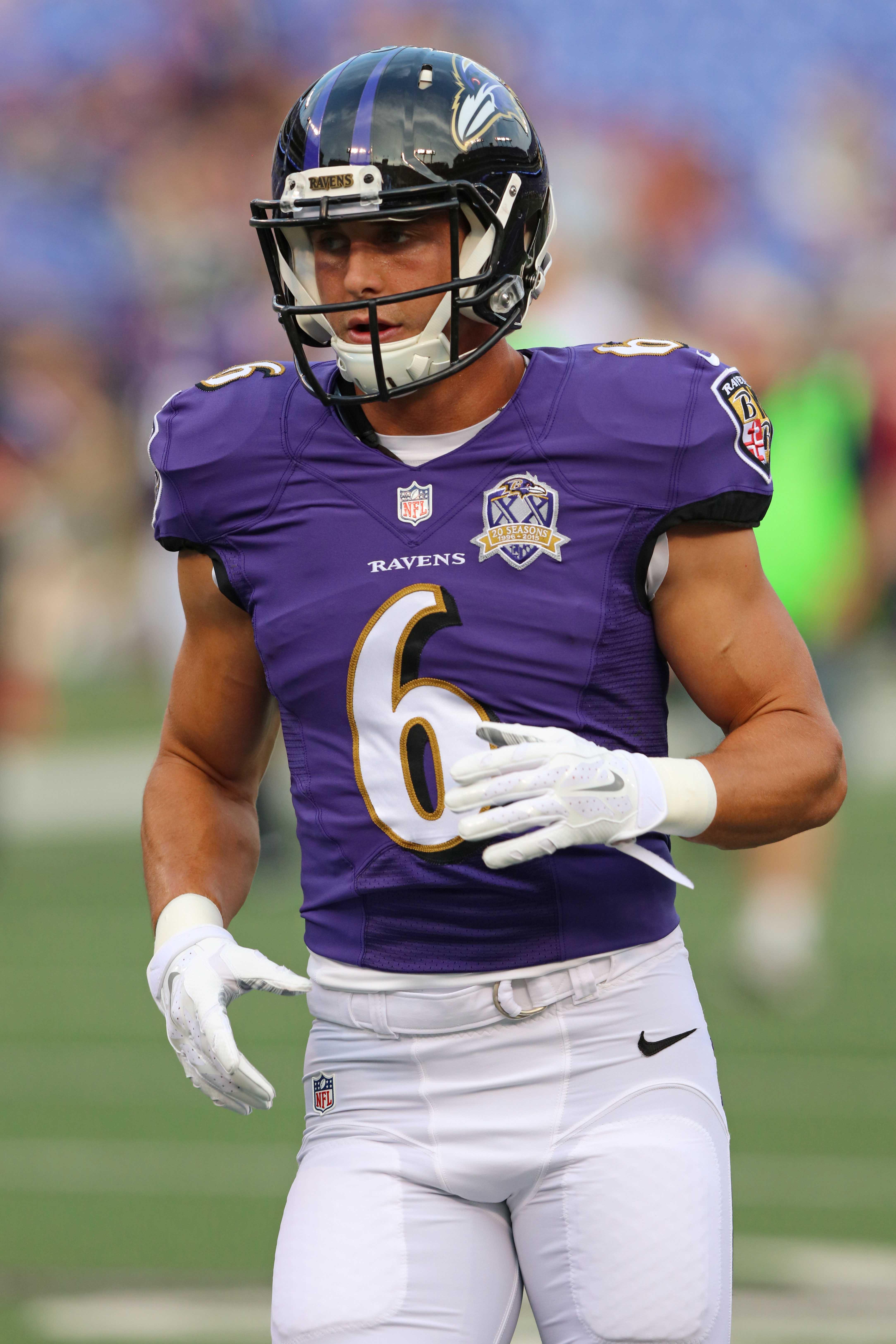 NFL: Preseason-Washington Redskins at Baltimore Ravens
