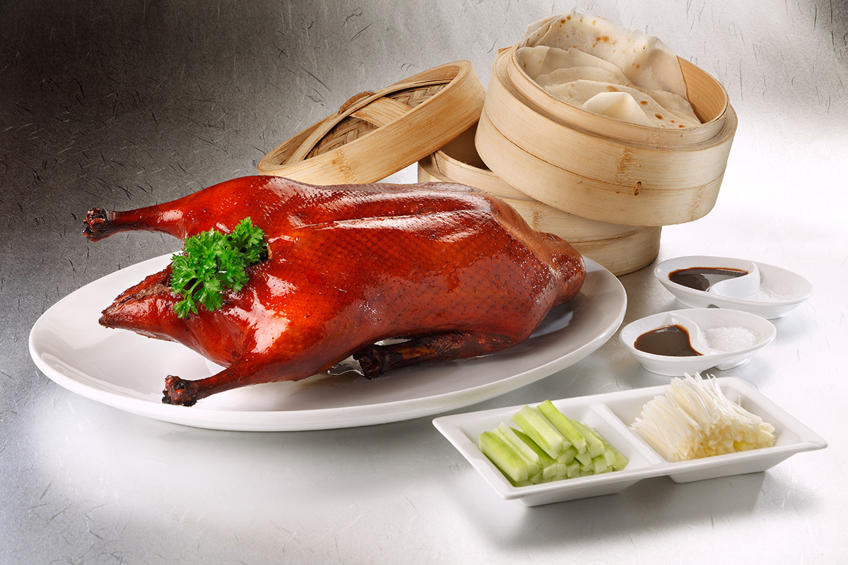 Food critic Fay Maschler loved this Super Peking duck at Imperial Treasure Shanghai. The Michelin-starred Chinese fine dining restaurant group has opened its first London restaurant, and it really upset Jay Rayner