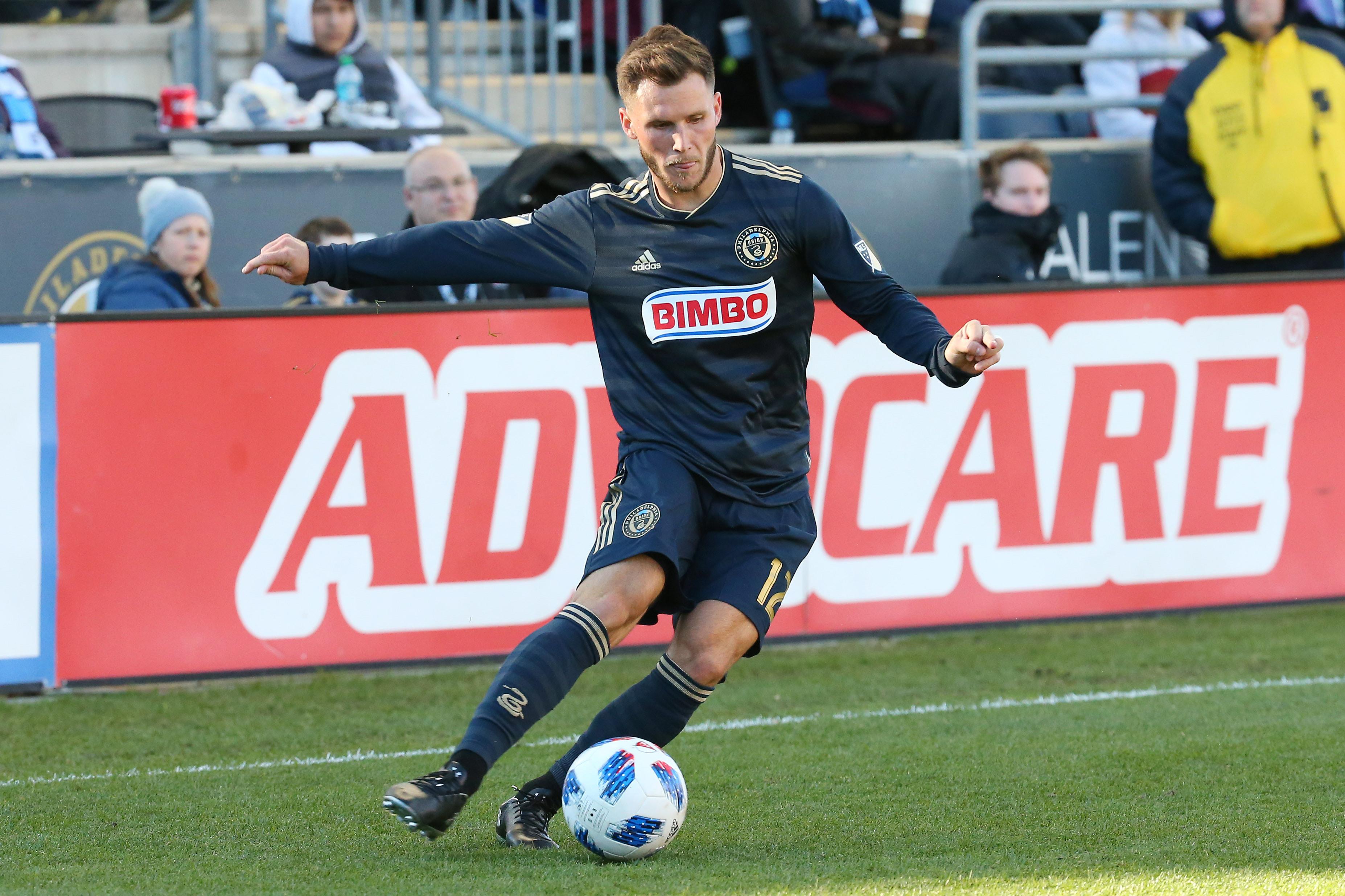 MLS: New York Red Bulls at Philadelphia Union