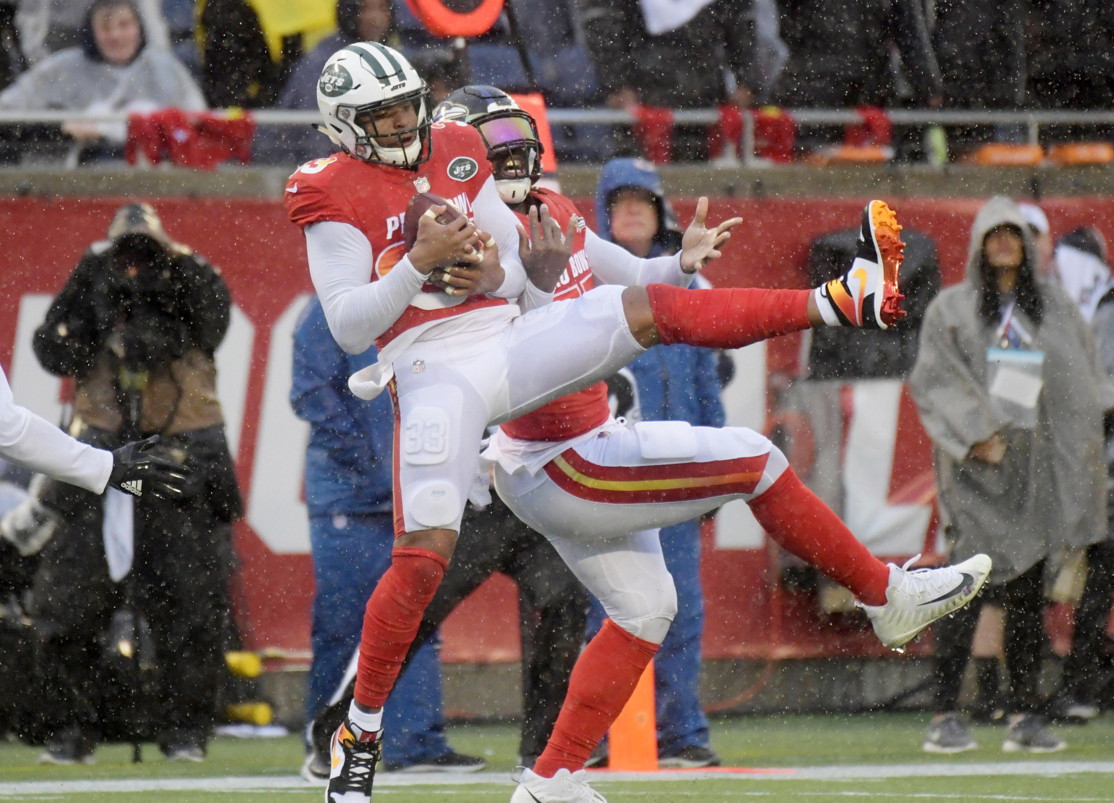 7782a6d05d4 How you feel about Jamal Adams  fiery Pro Bowl is an NFL fan litmus test