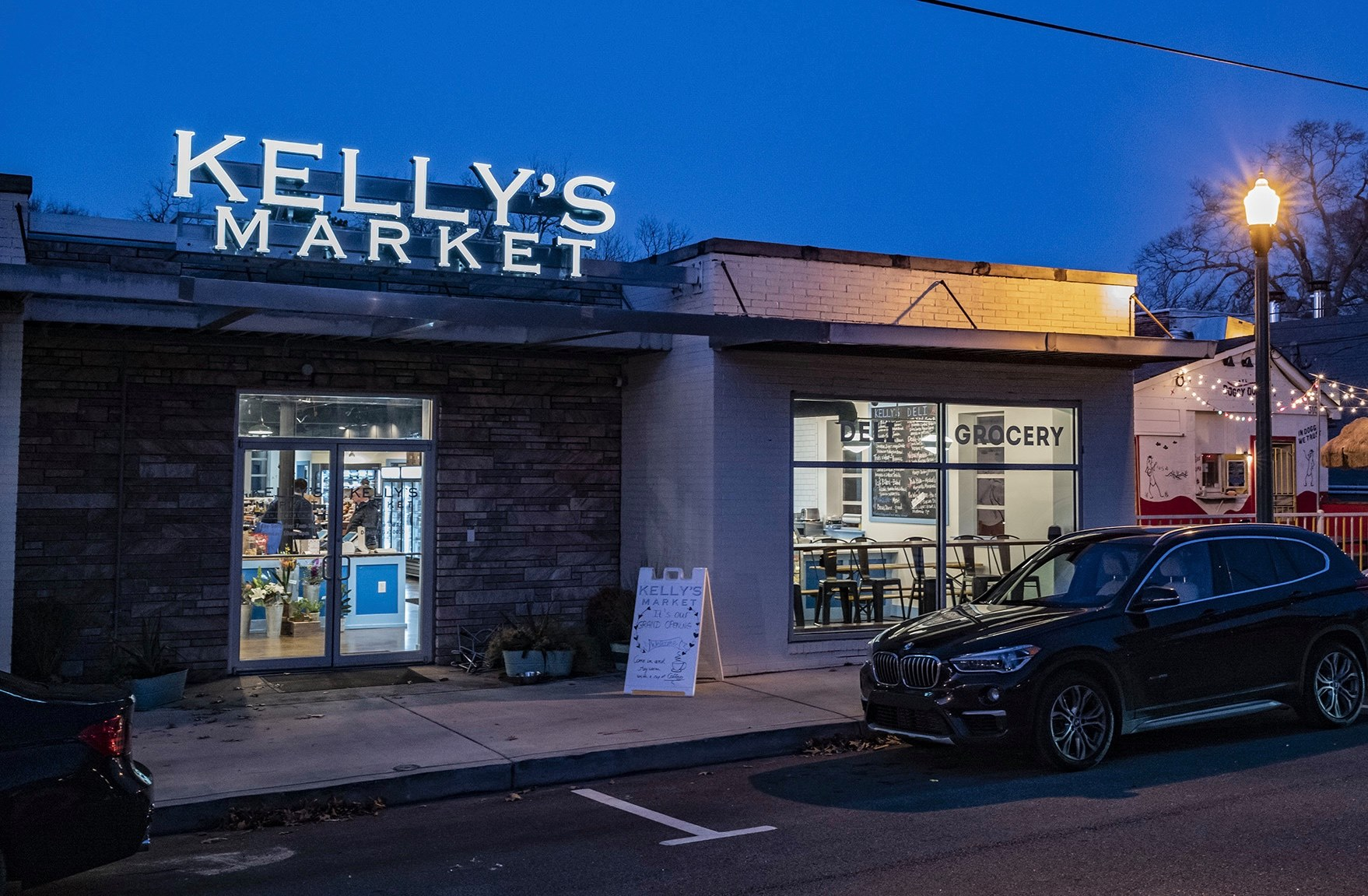 Kelly's Market opens across from Kimball House in Decatur