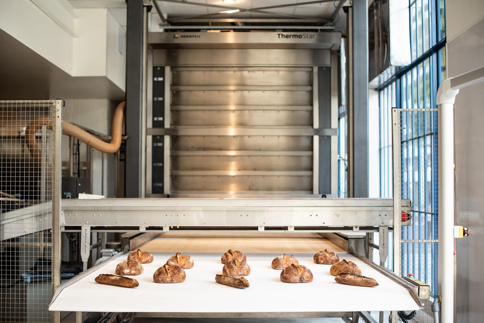 Inside Manufactory, LA's New Bread-Baking Restaurant Powerhouse