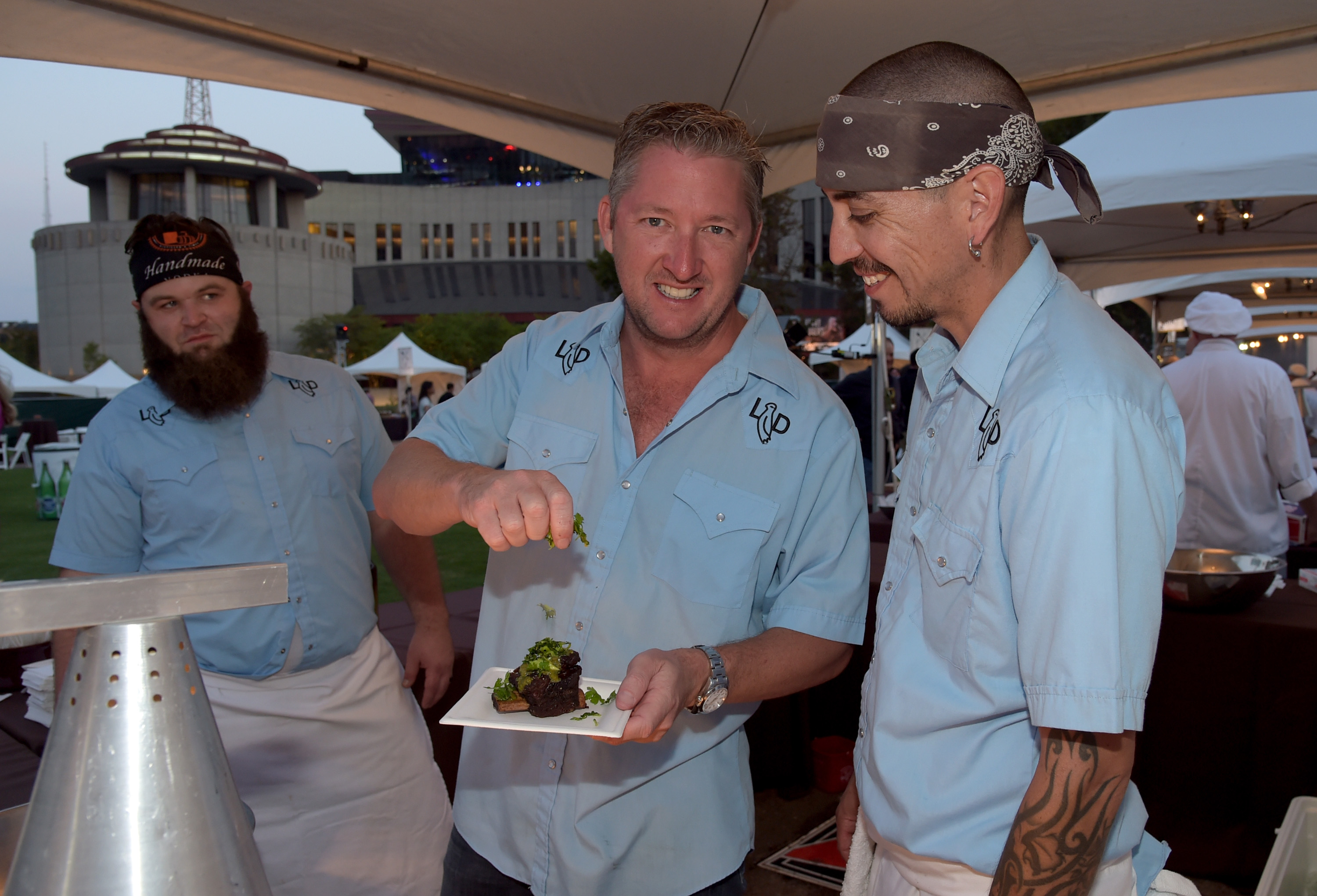 Music City Food + Wine Festival Harvest Night Presented By Infiniti - Day 2
