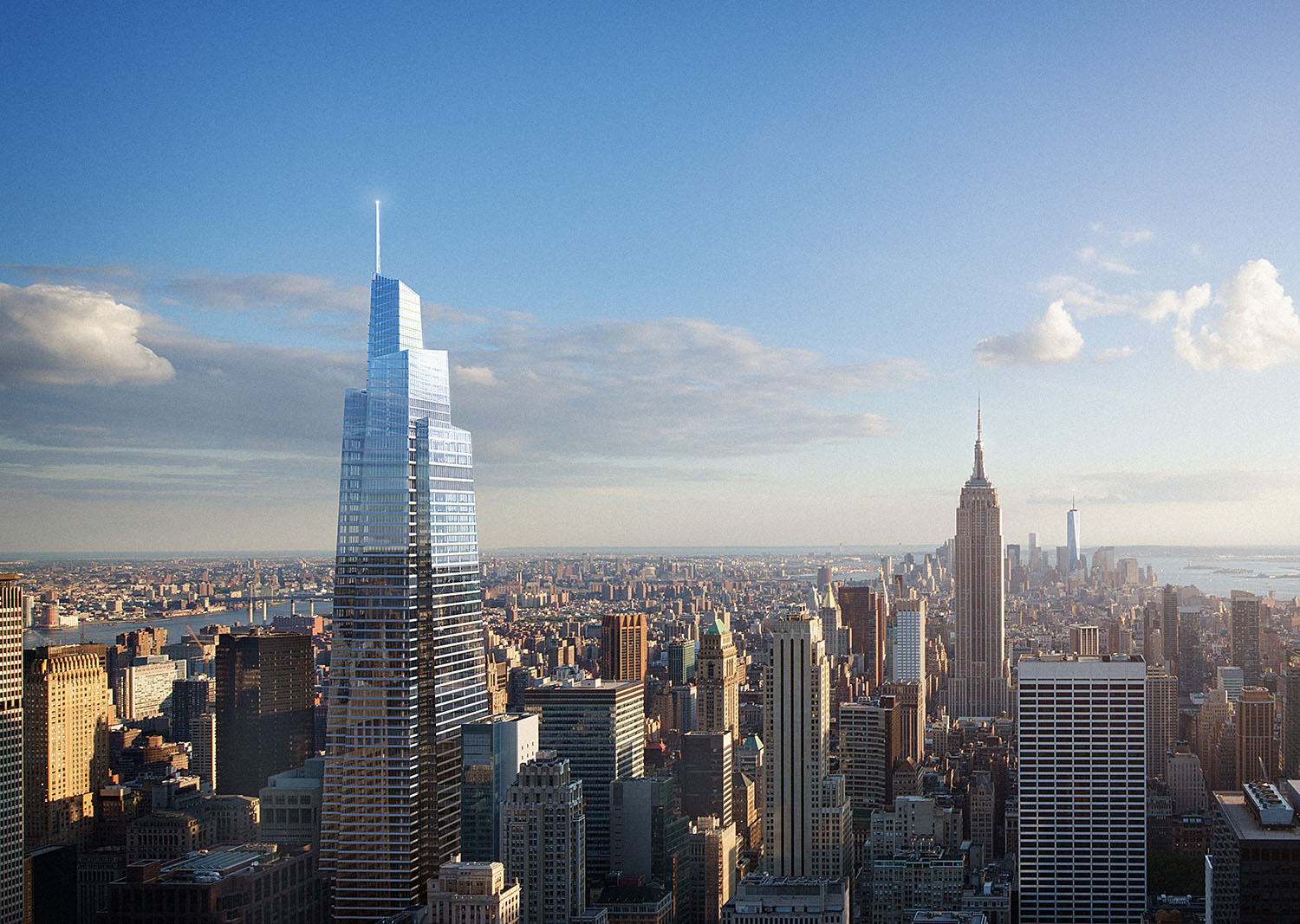 New York City 2020 NYC's supertall skyscraper boom, mapped   Curbed NY