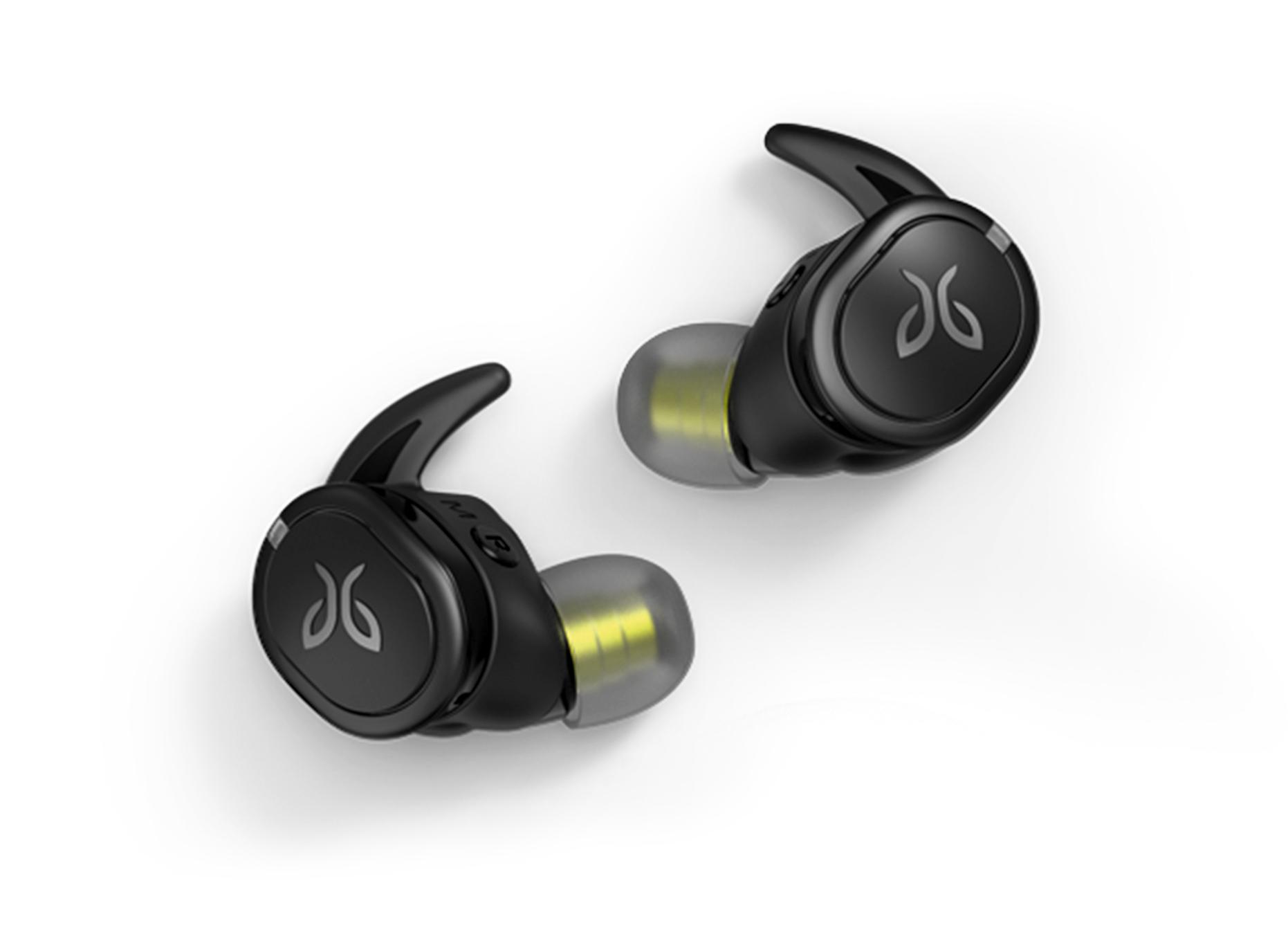 776832585ff Jaybird's updated Run XT add waterproofing to the truly wireless headphones