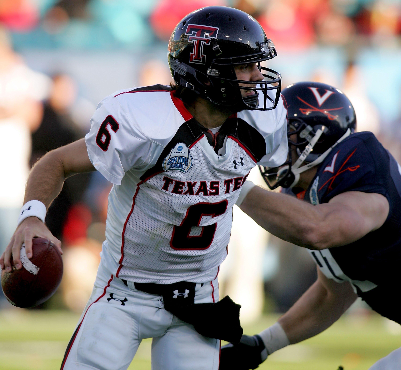 Gator Bowl - Texas Tech v Virginia