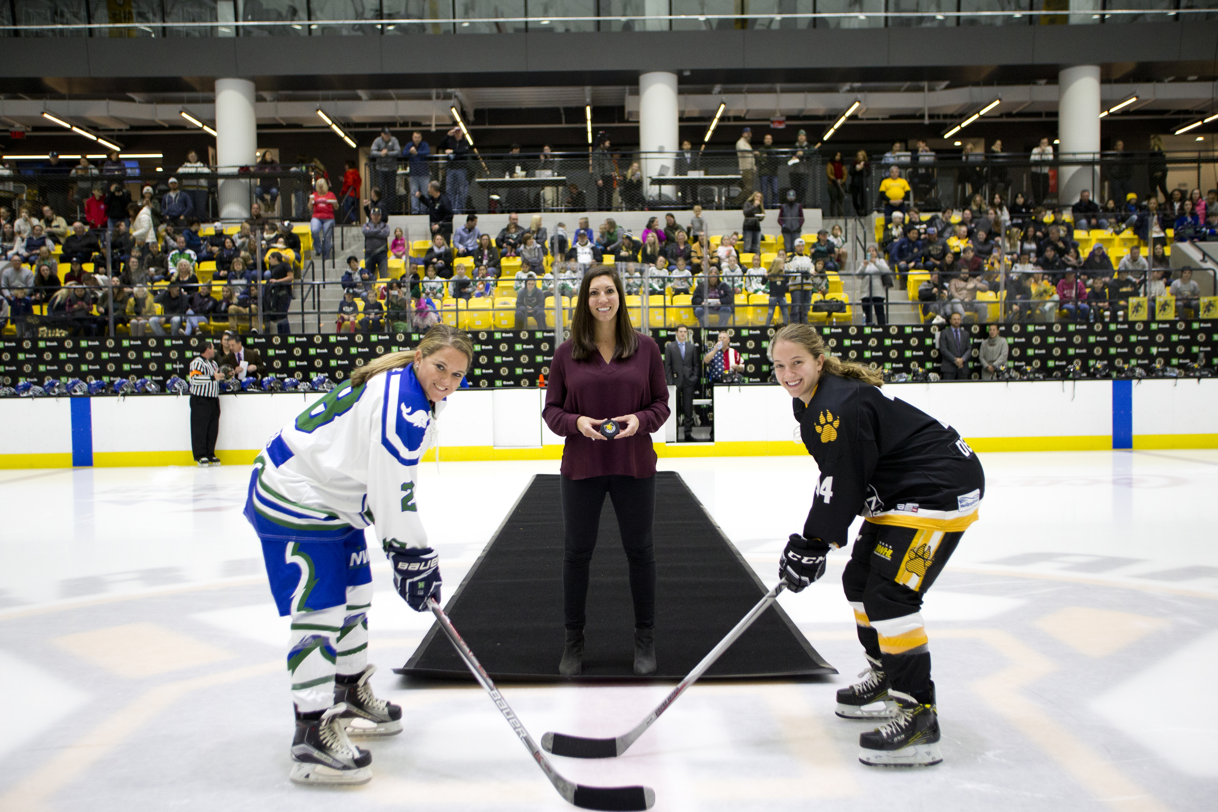 NWHL: Q&A With Hayley Moore On Her Career In Hockey