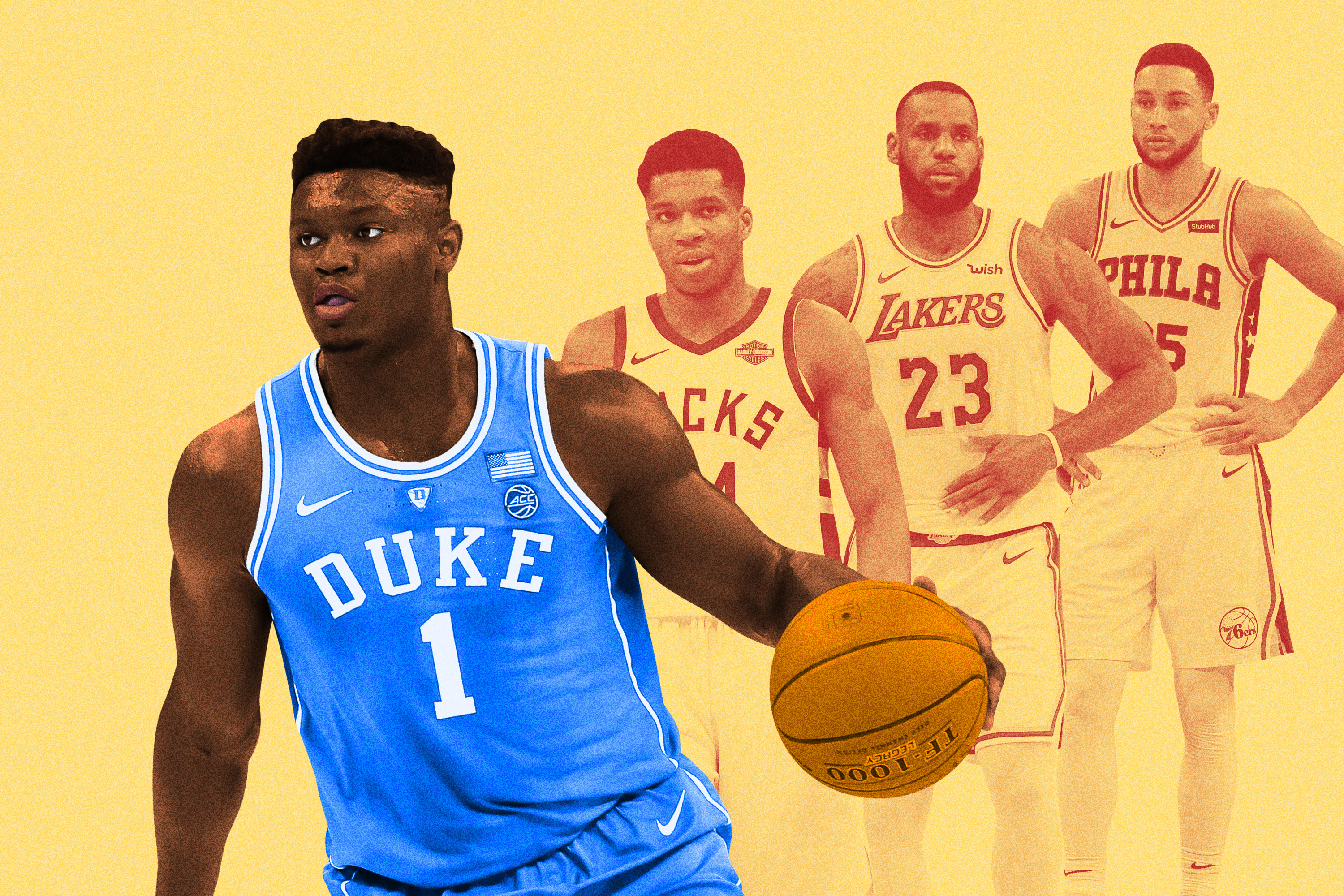 Duke's Zion Williamson Could Be the Next Great NBA Point