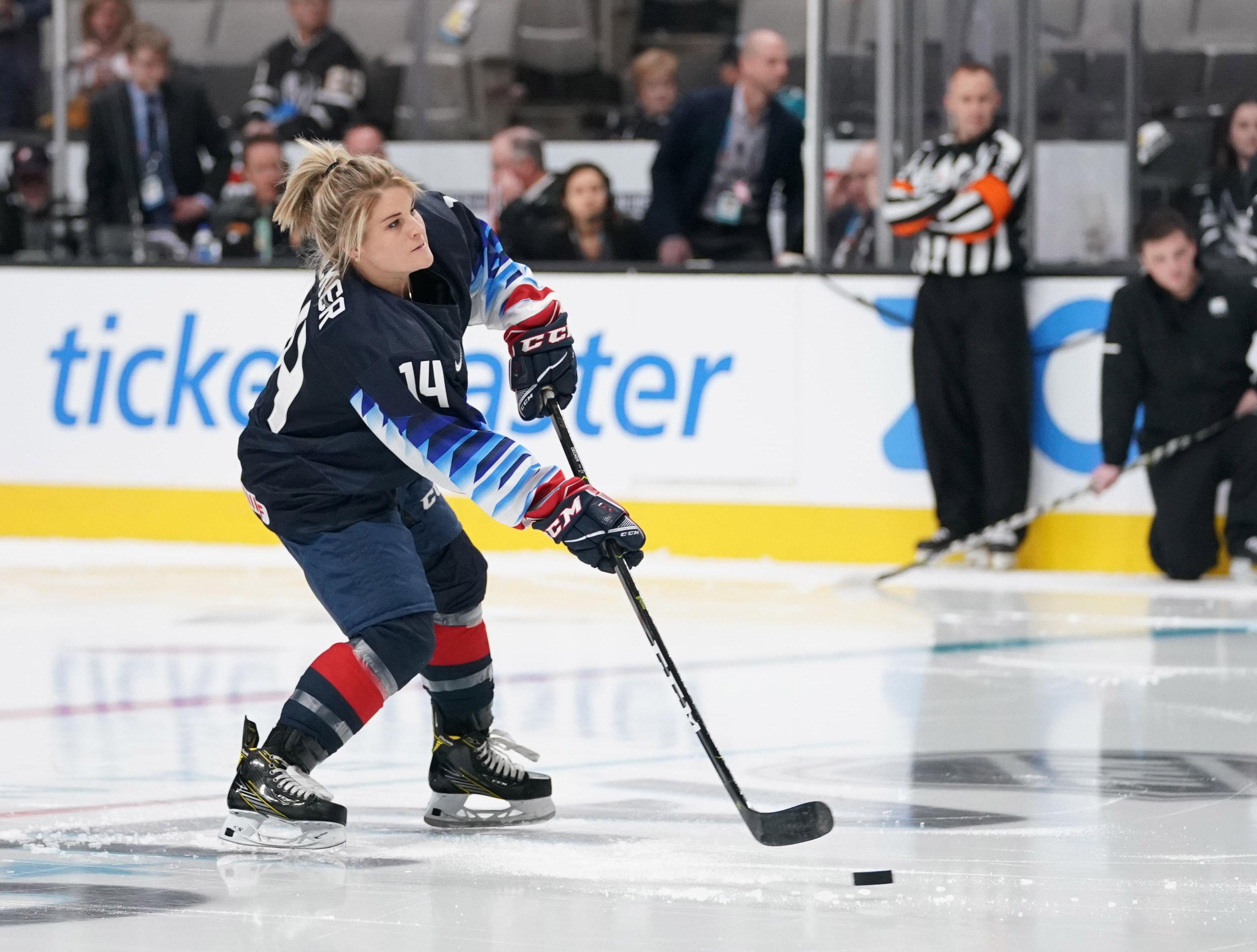 7ec80a760d6 Women s Hockey Links  Team USA s Brianna Decker gets paid after NHL ...