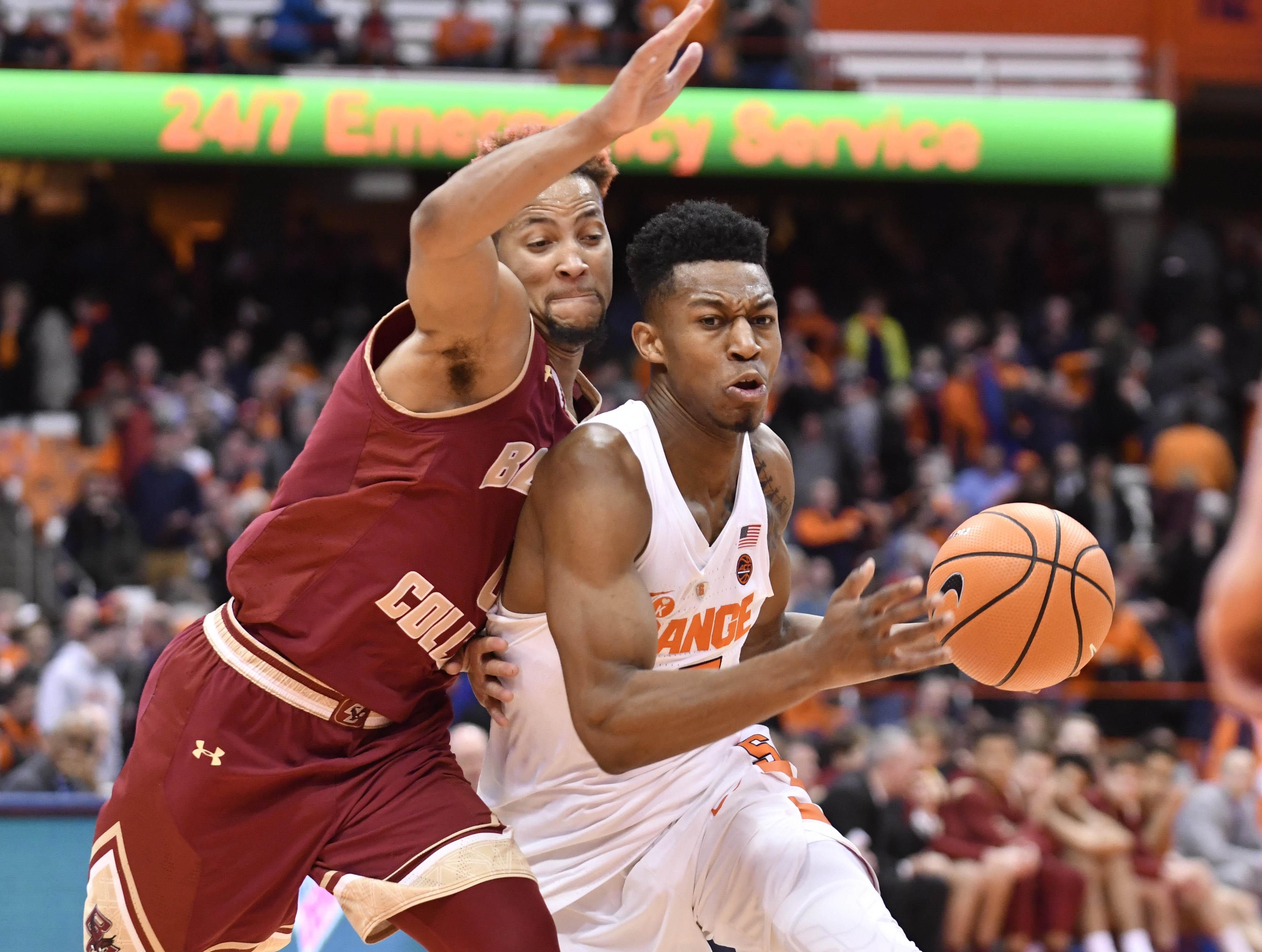 Boston College Men S Basketball Bc Interruption