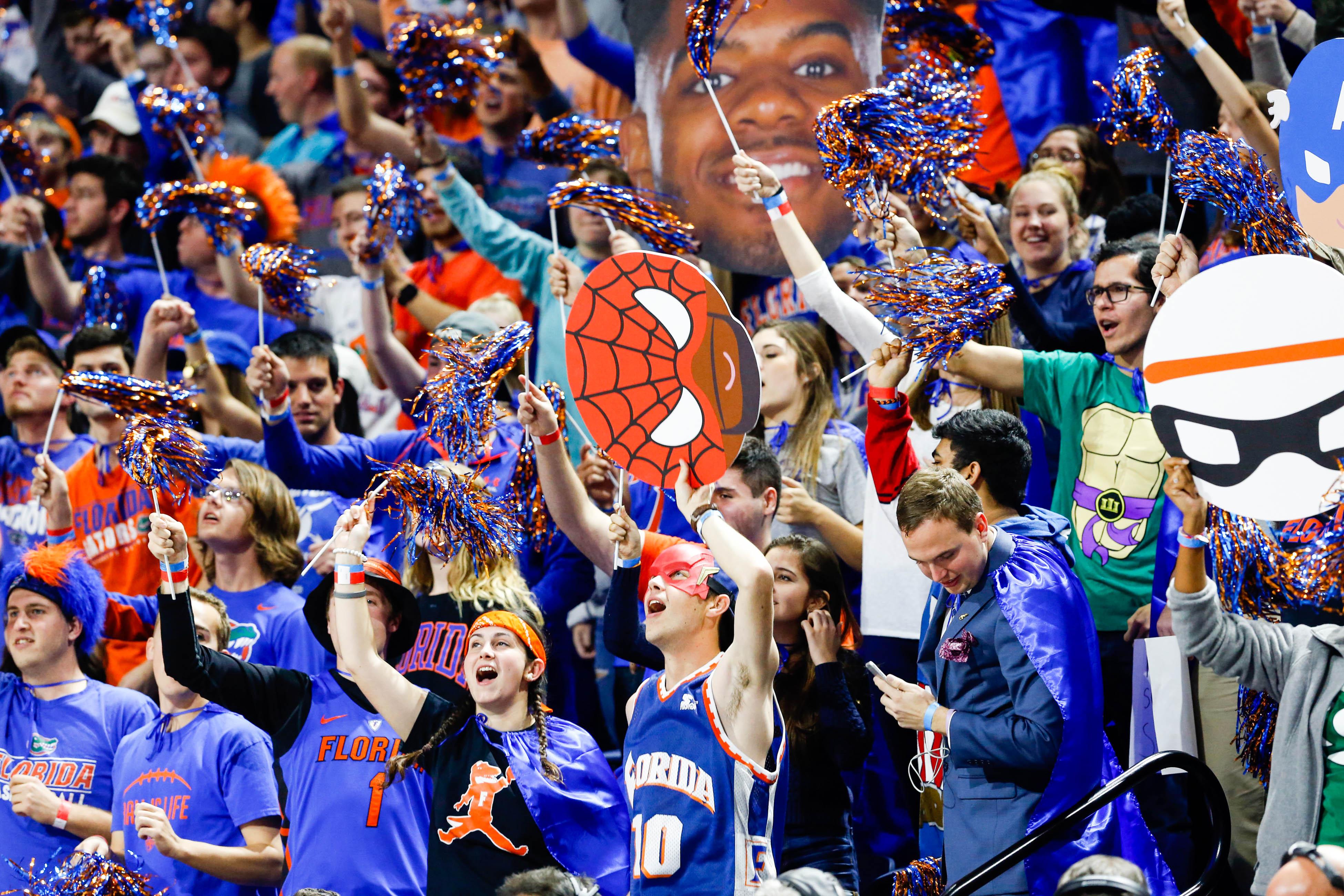 NCAA Basketball: South Carolina at Florida