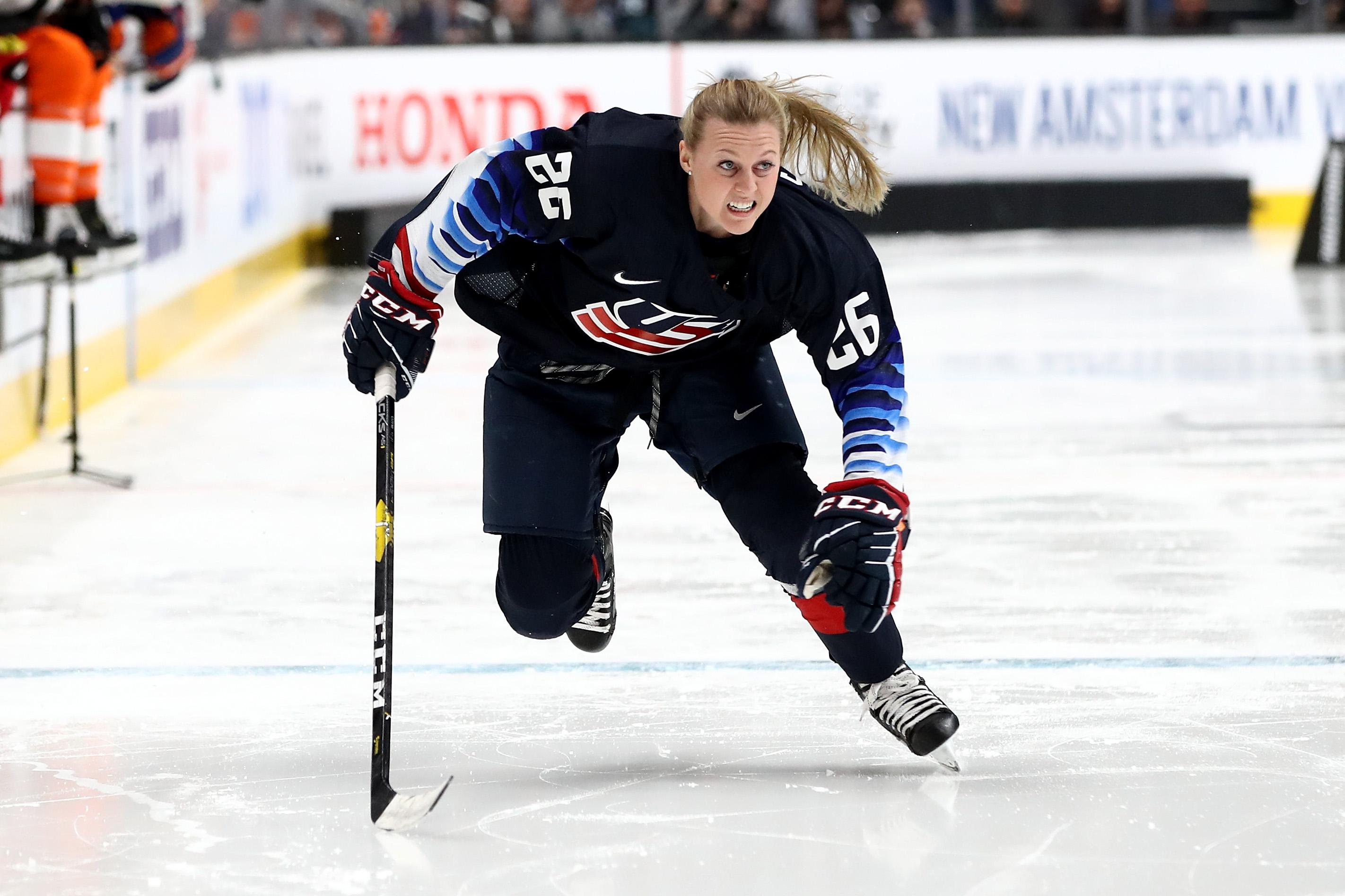 2019 SAP NHL All-Star Skills - Fastest Skater