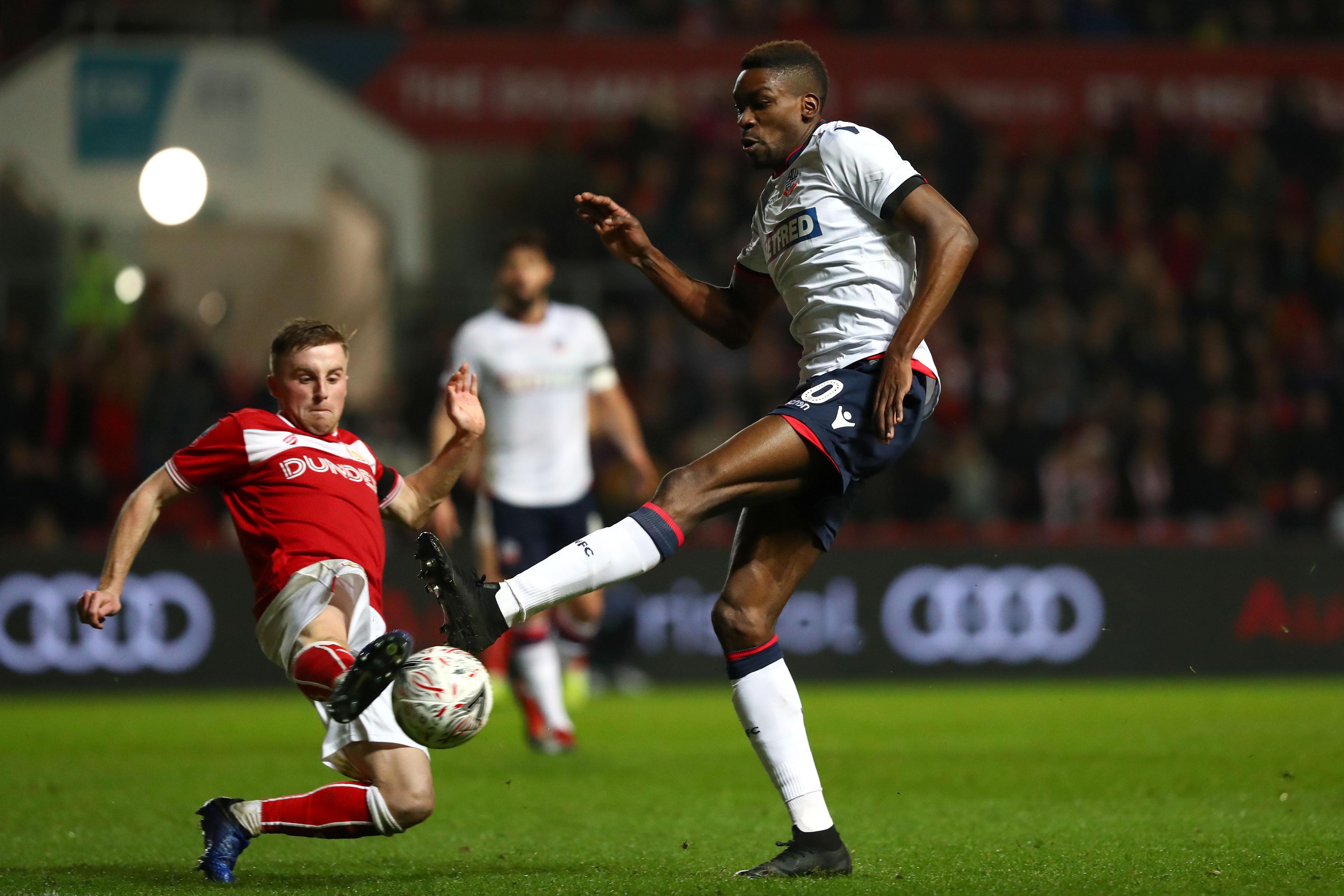 Bristol City v Bolton Wanderers - FA Cup Fourth Round