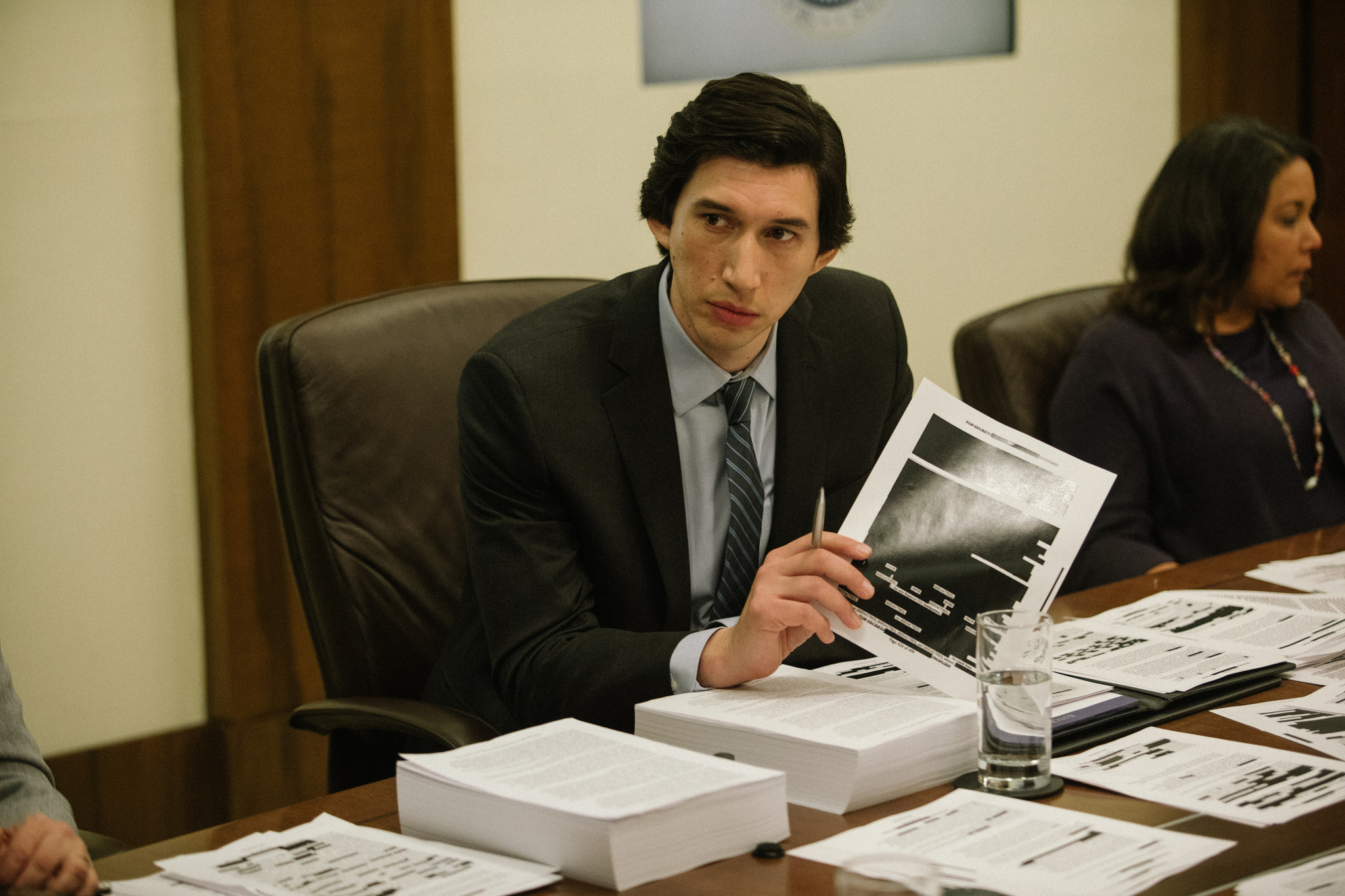 The fury of Adam Driver scorches America's legacy in The Report