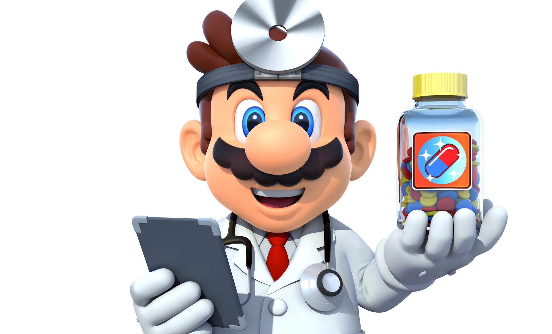 Nintendo announces new Dr. Mario for Android, iOS