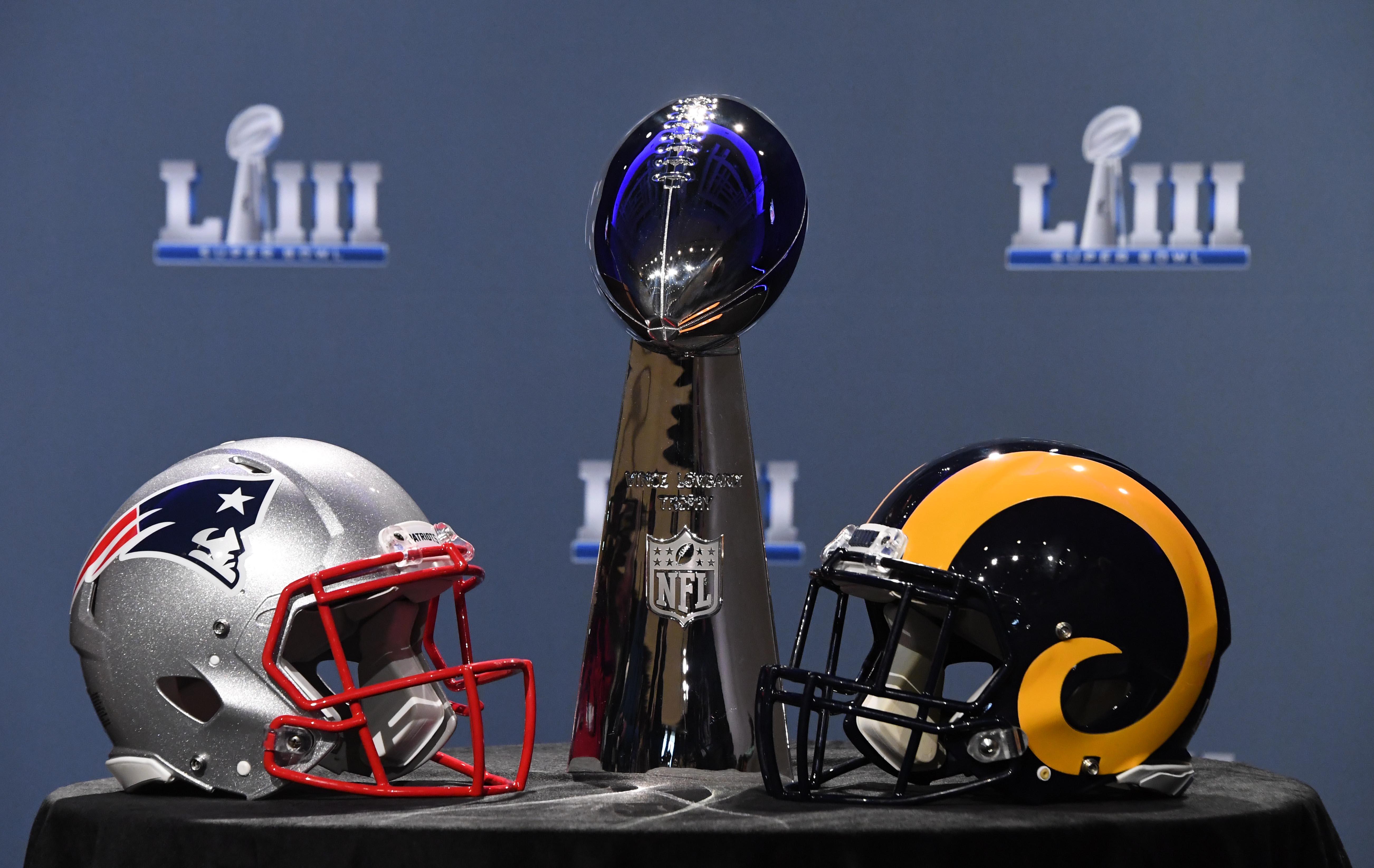 NFL: Super Bowl LIII-NFL Commissioner Roger Goodell Press Conference
