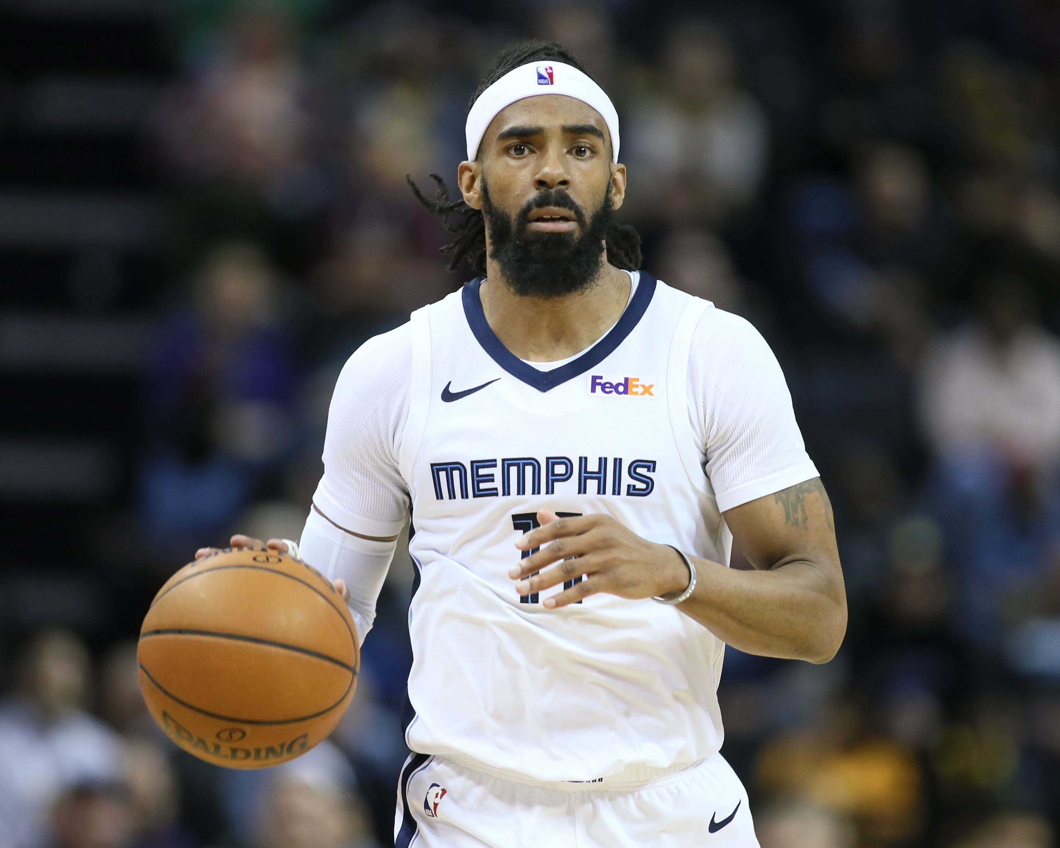 fa9f652c0 Mike Conley s All-Star season was ruined - Grizzly Bear Blues