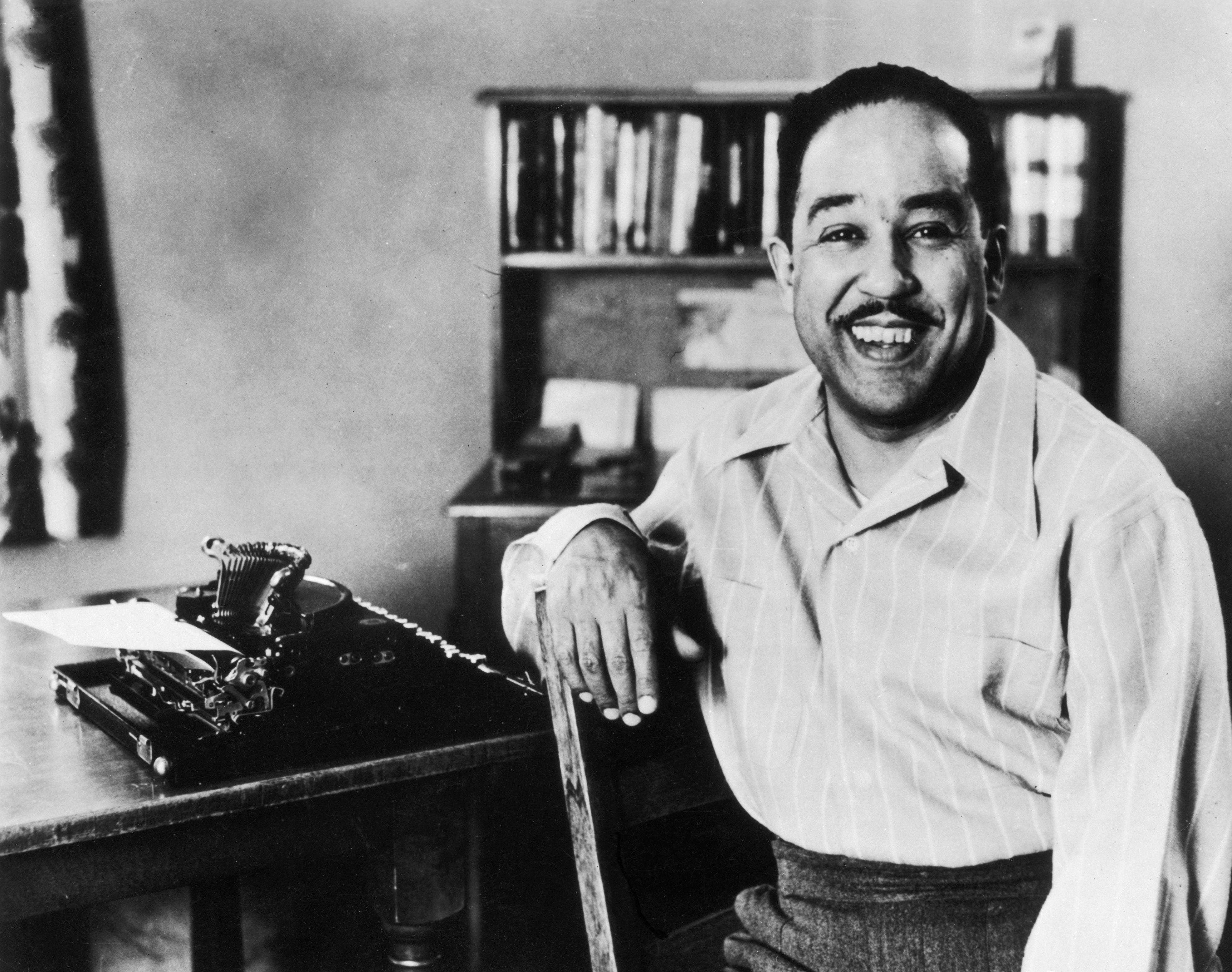 On Langston Hughes's 115th birthday, read his ambivalent ode to America