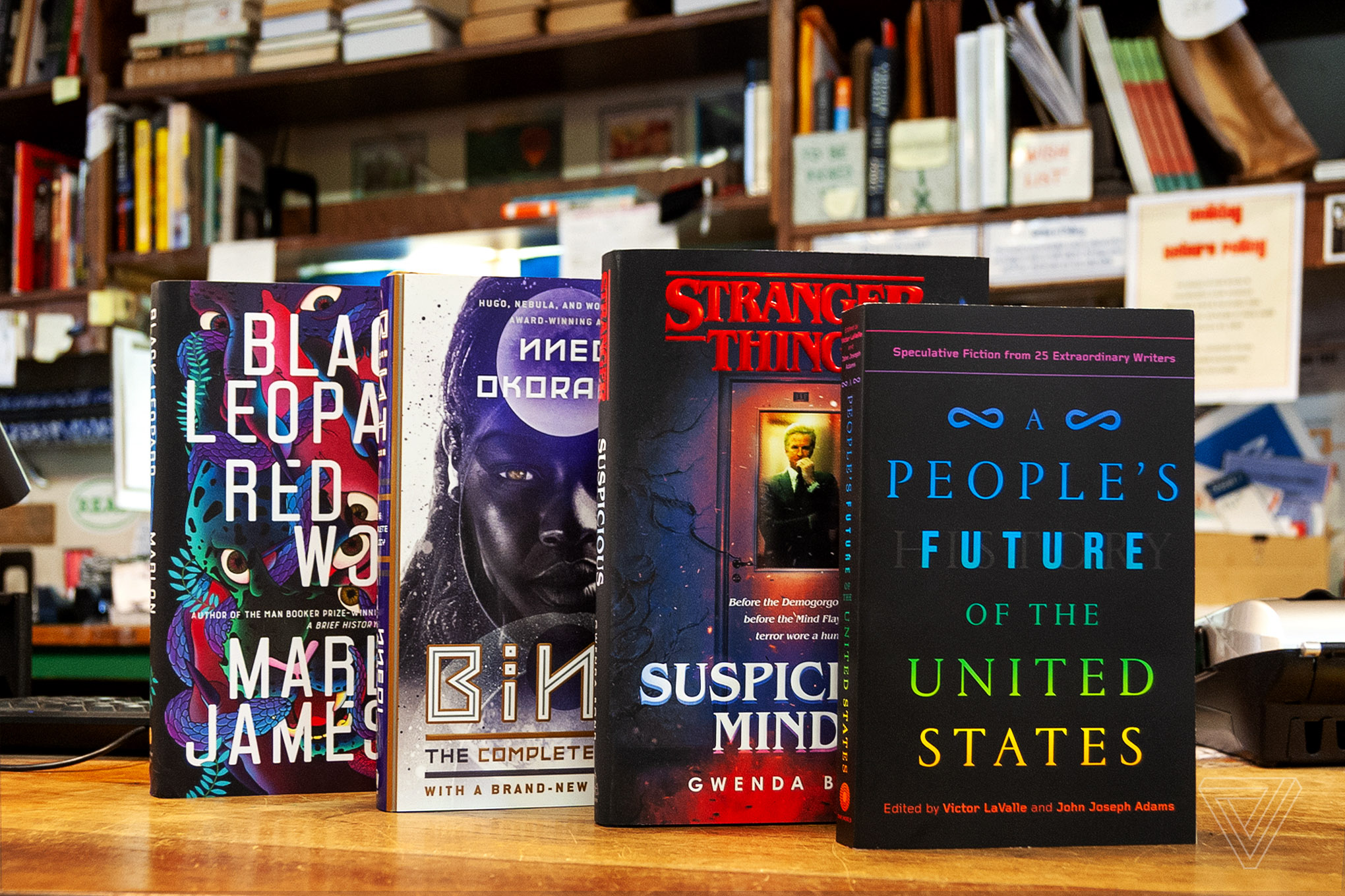 8 new science fiction and fantasy books to check out in