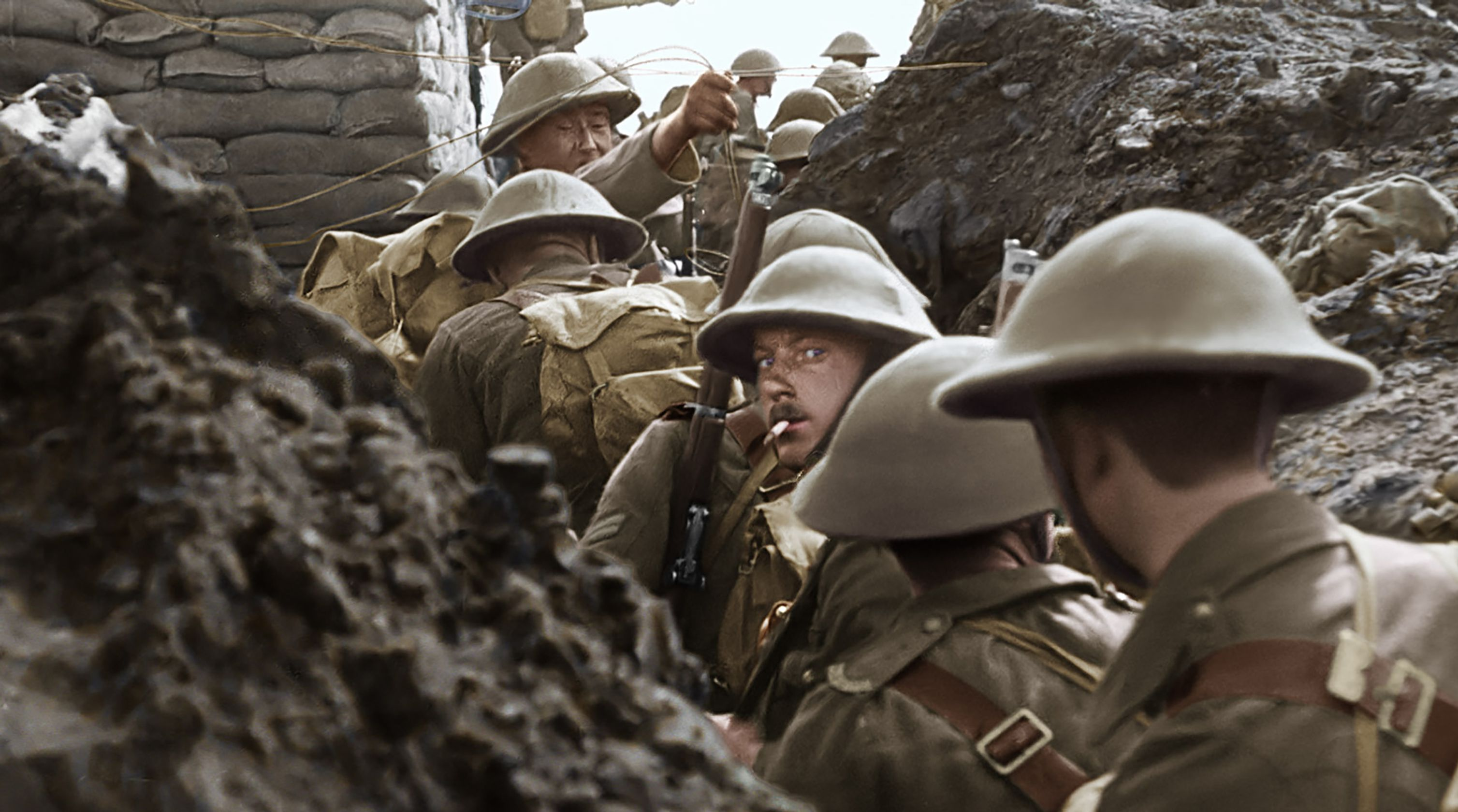 They Shall Not Grow Old by Peter Jackson