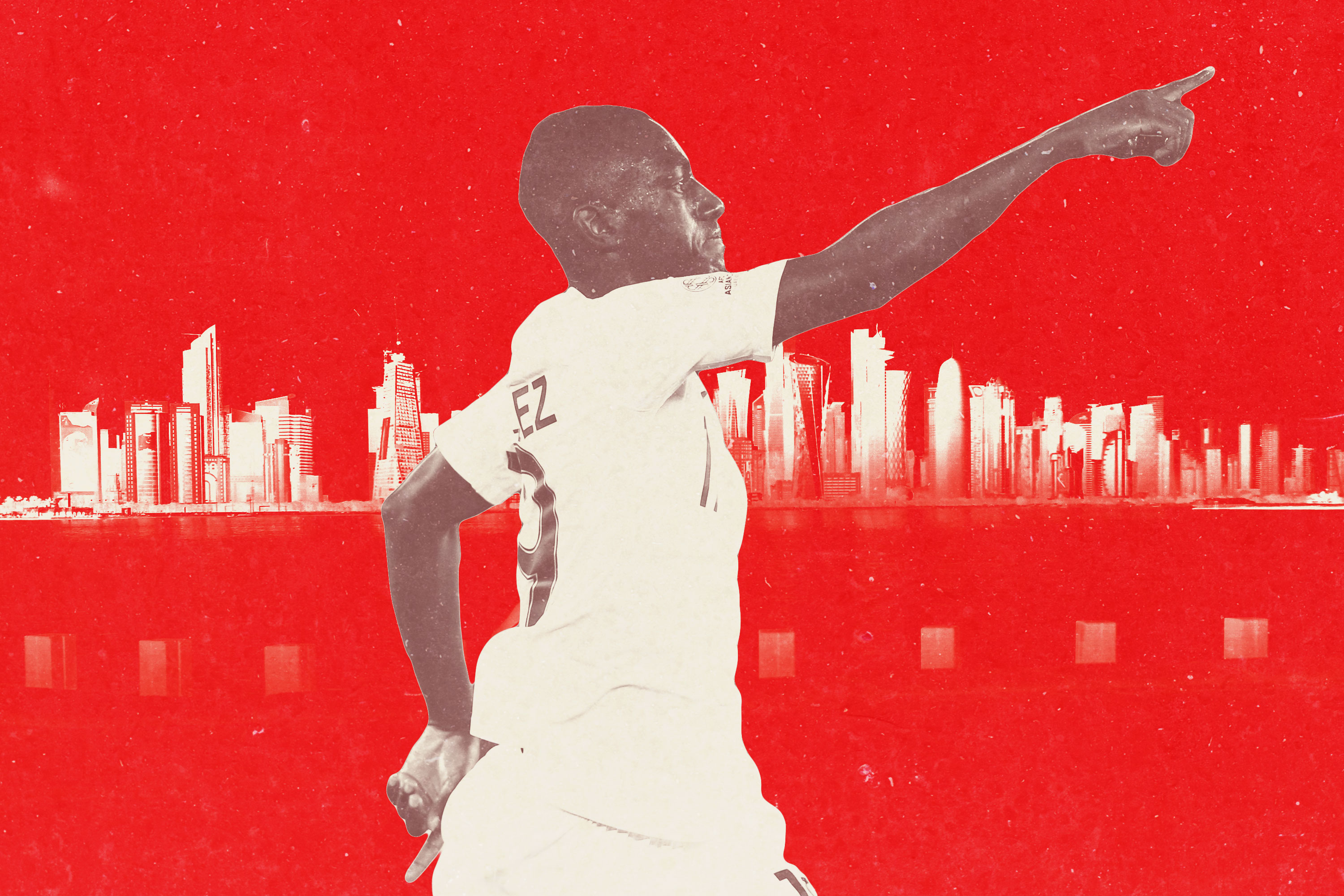 The Qatari National Soccer Team Is the Best in Asia … but at