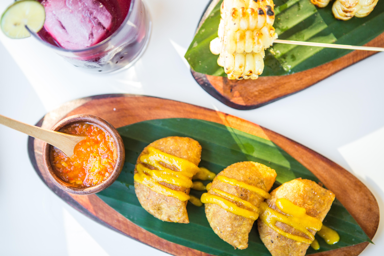 Empanadas from Yuyo