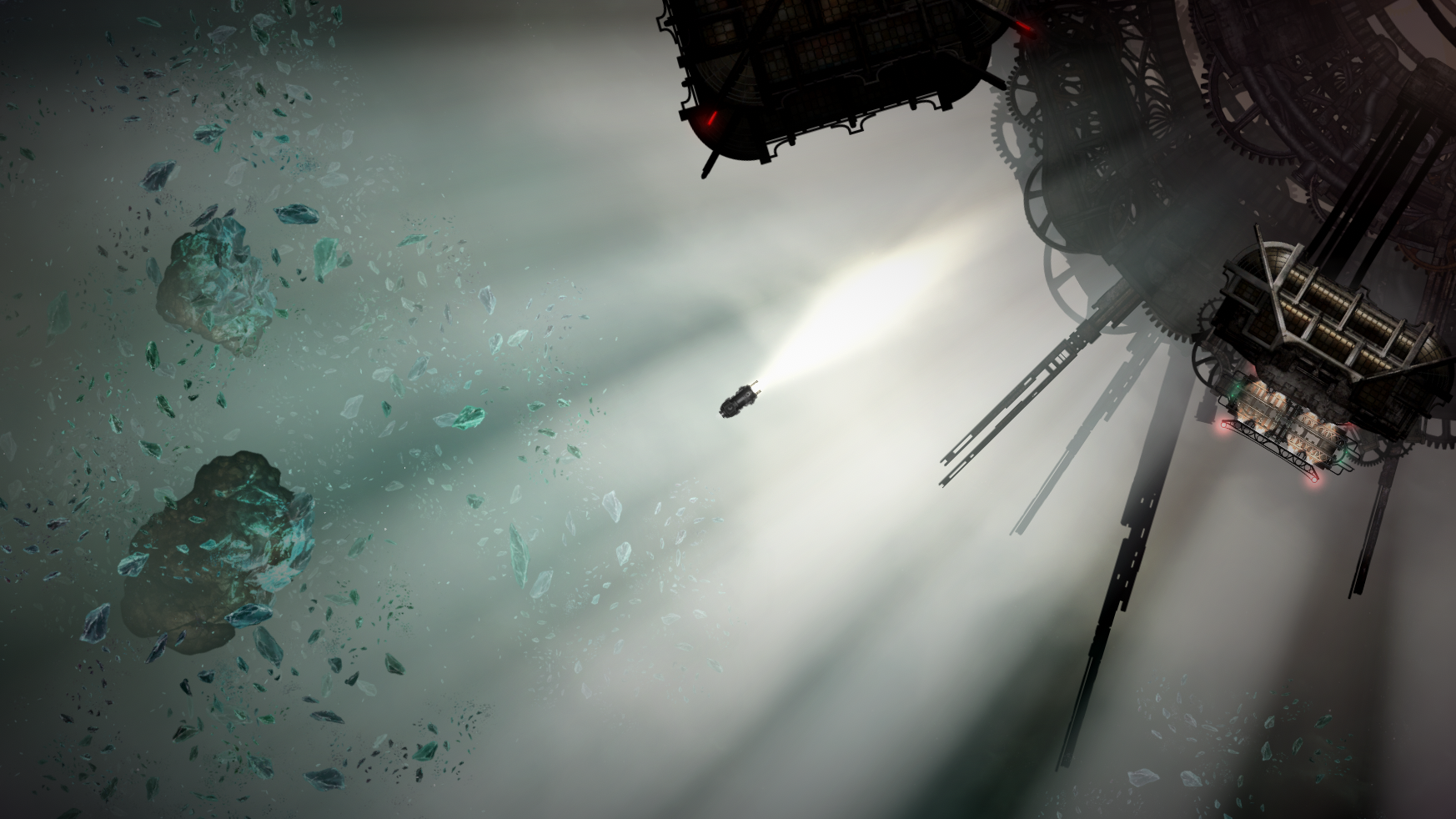Sunless Skies has me hooked on dying among the stars