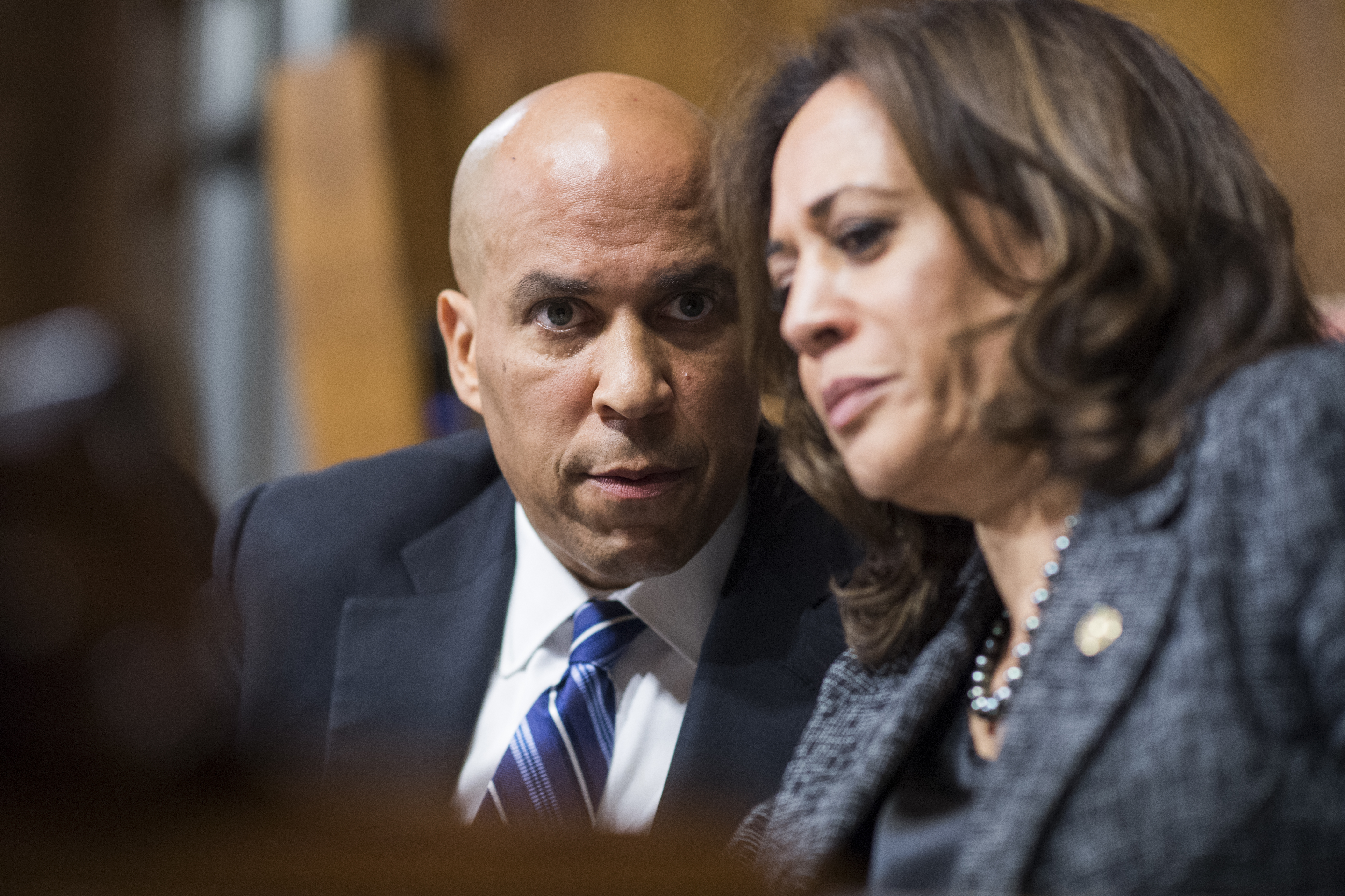 Cory Booker and Kamala Harris's affordable housing plans, explained