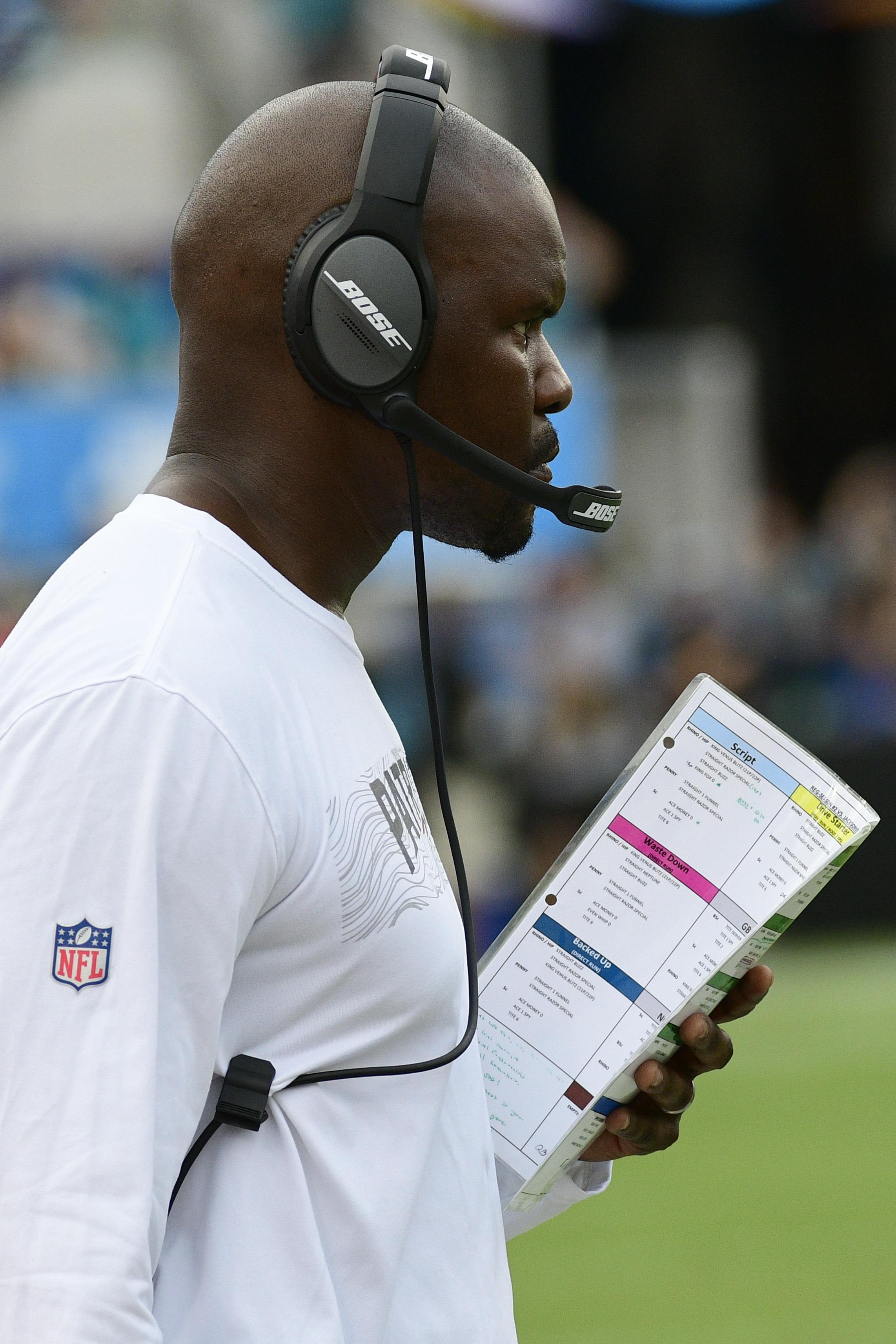 NFL: New England Patriots at Jacksonville Jaguars