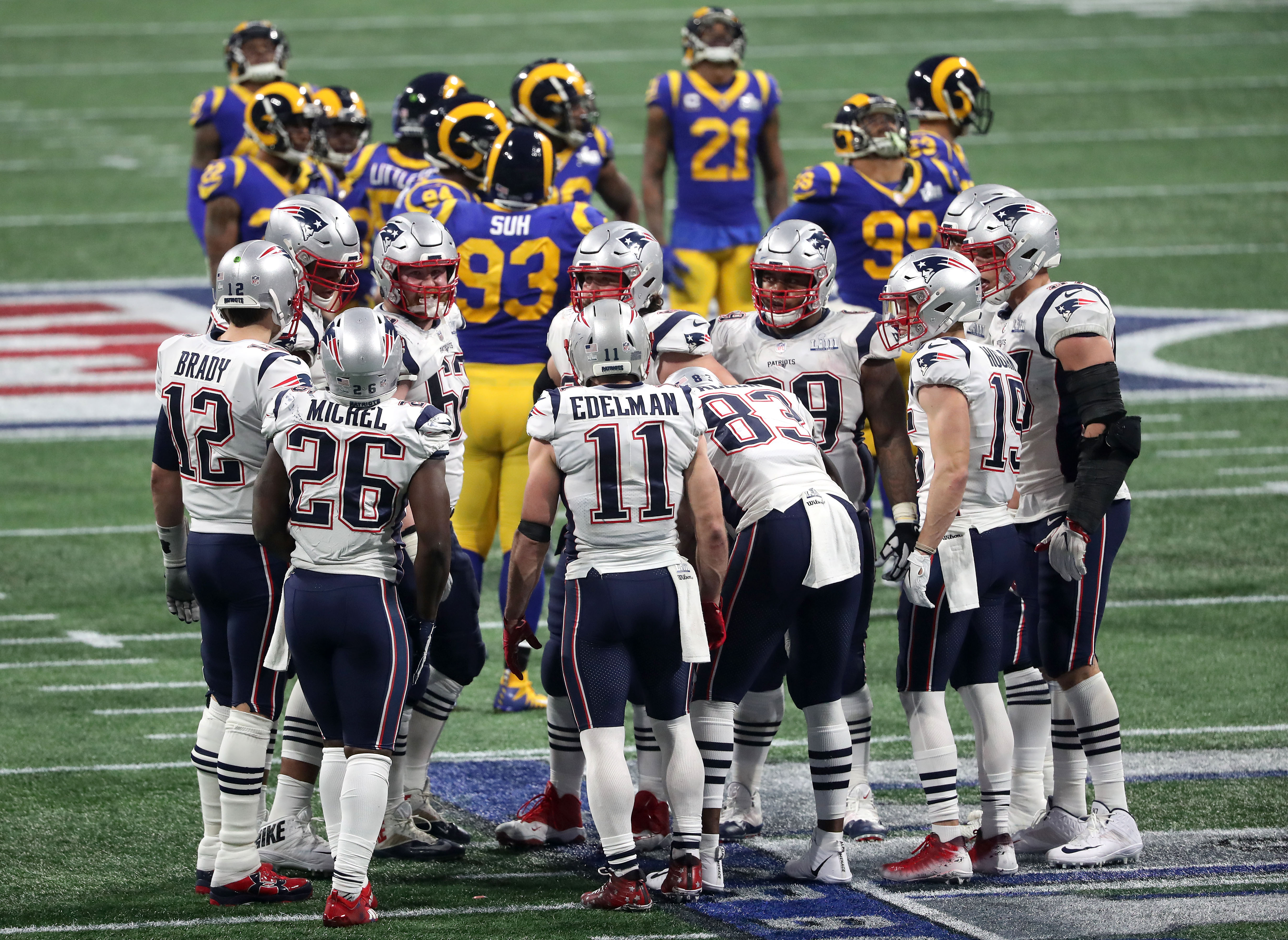 Super Bowl 53  7 observations from the Patriots 13-3 victory over the Rams 259f5688c